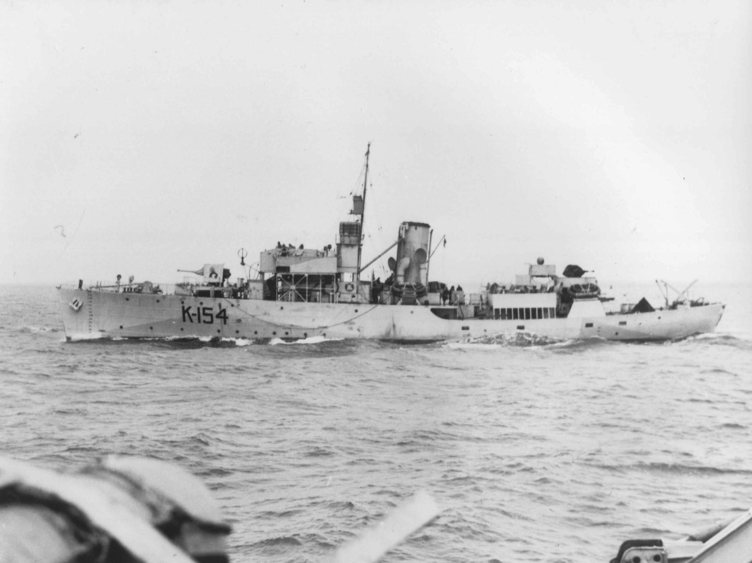 HMCS CAMROSE
