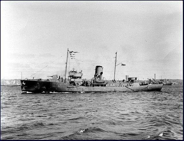 HMCS CHAMBLY