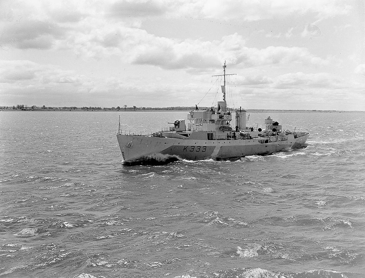 HMCS COBOURG