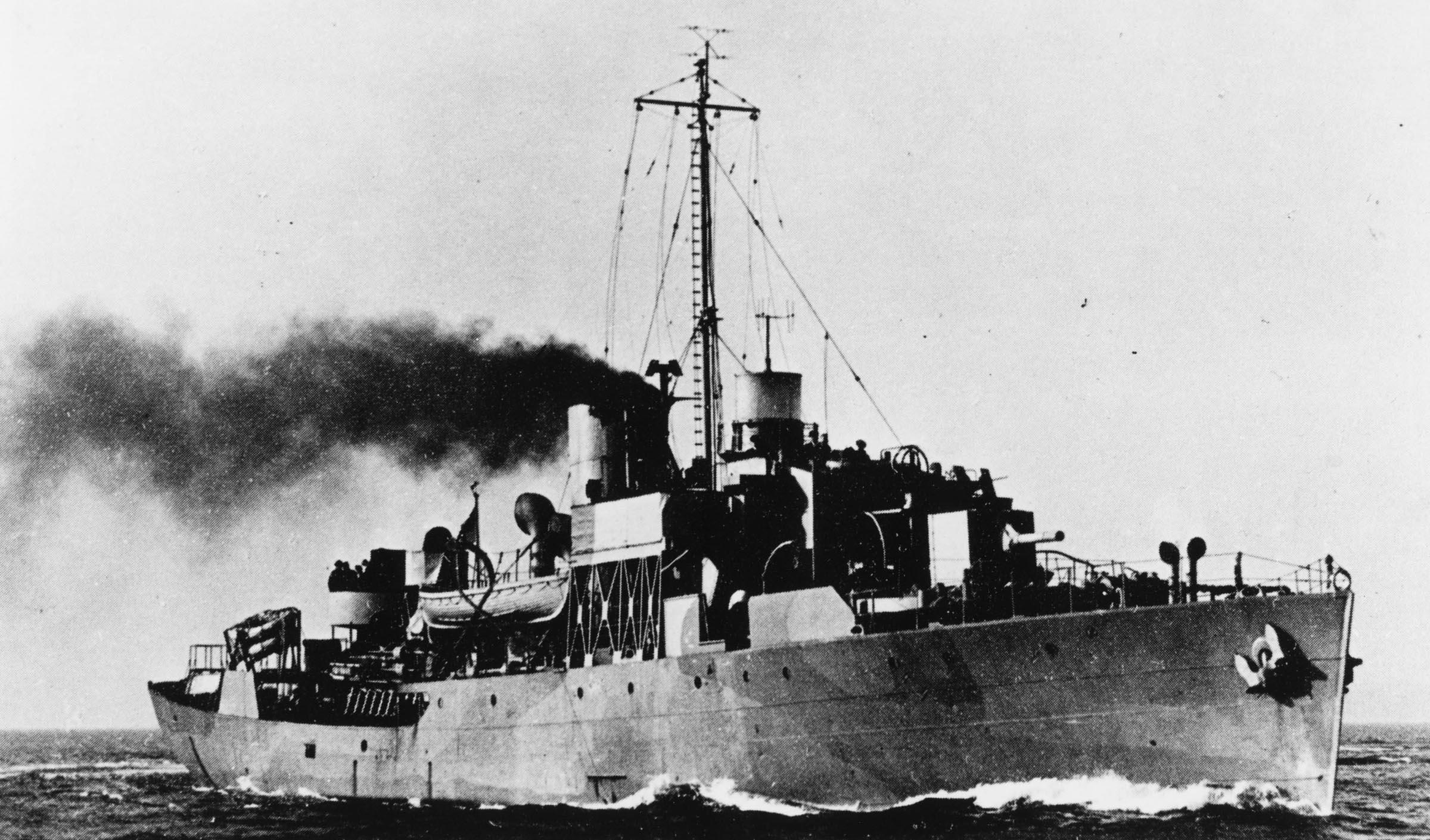 HMCS DAWSON