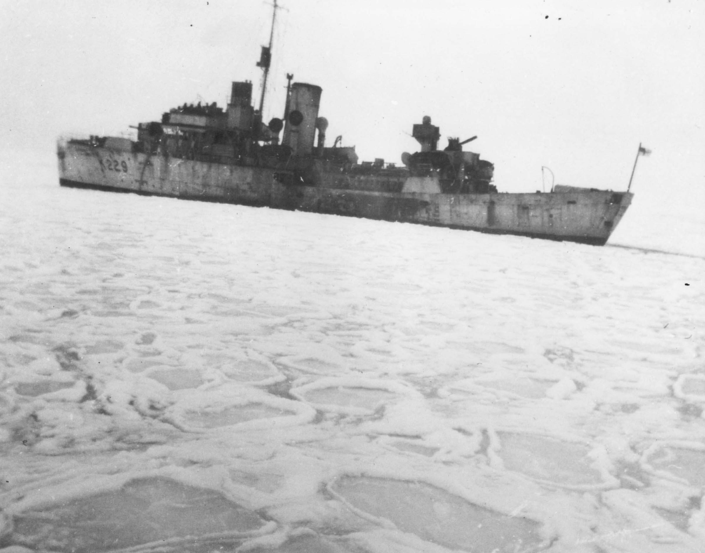 HMCS DUNDAS