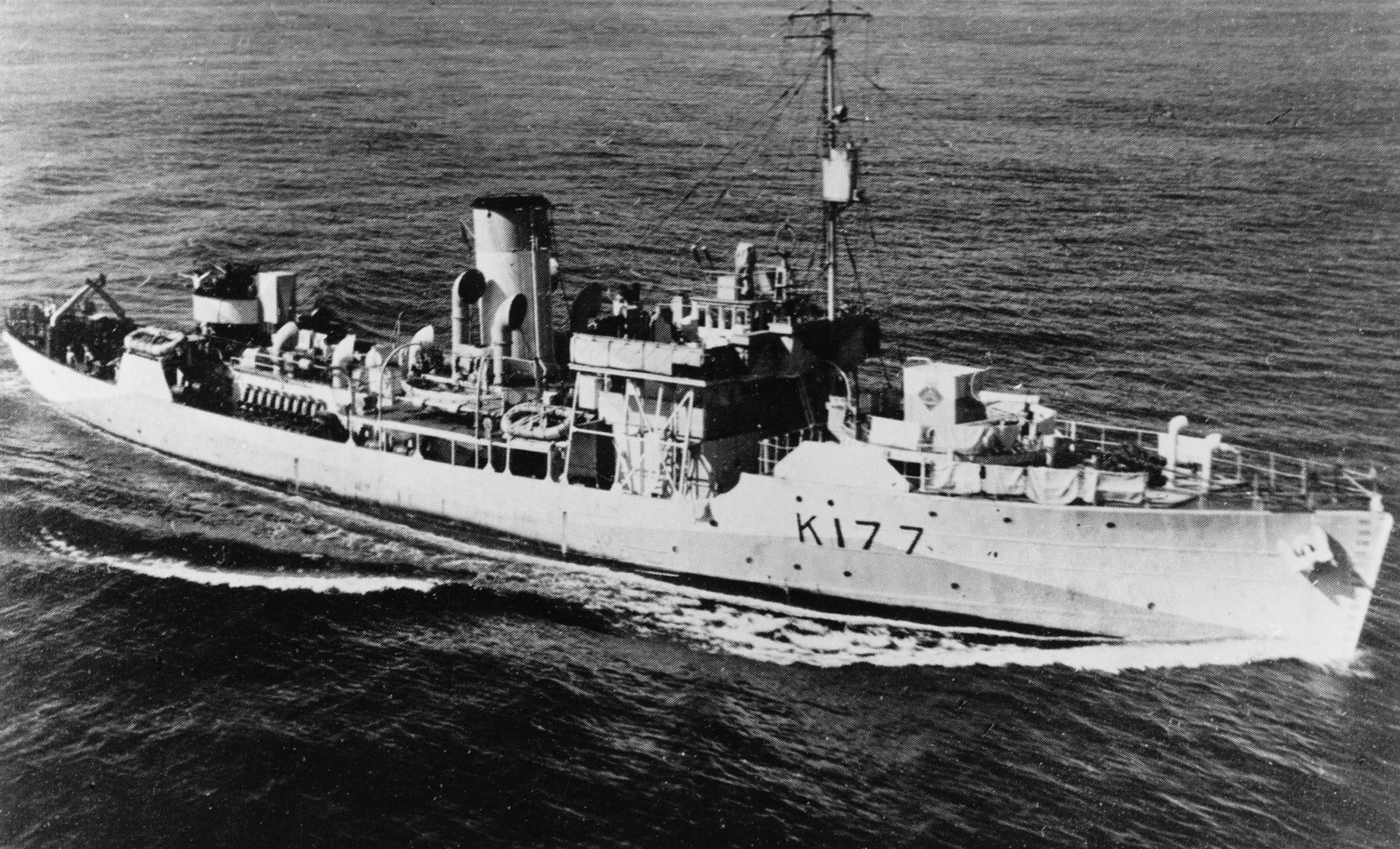 HMCS DUNVEGAN