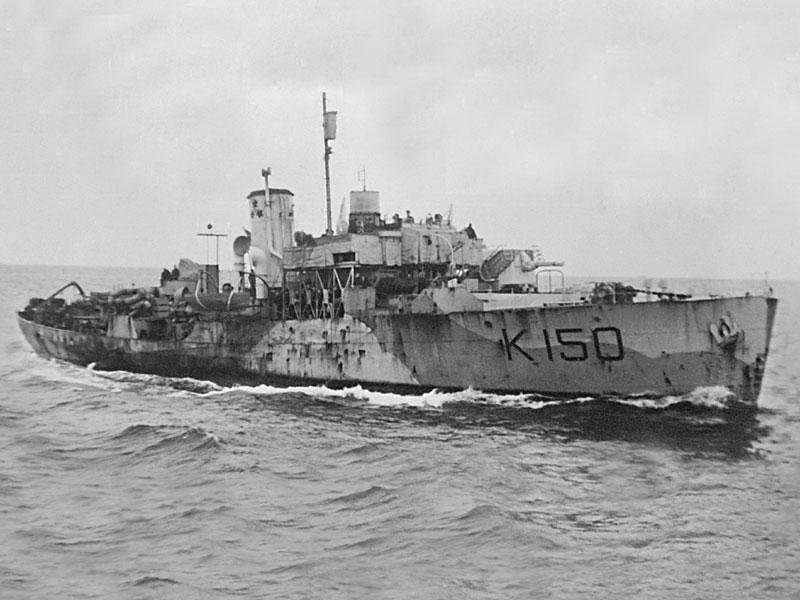 HMCS EYEBRIGHT