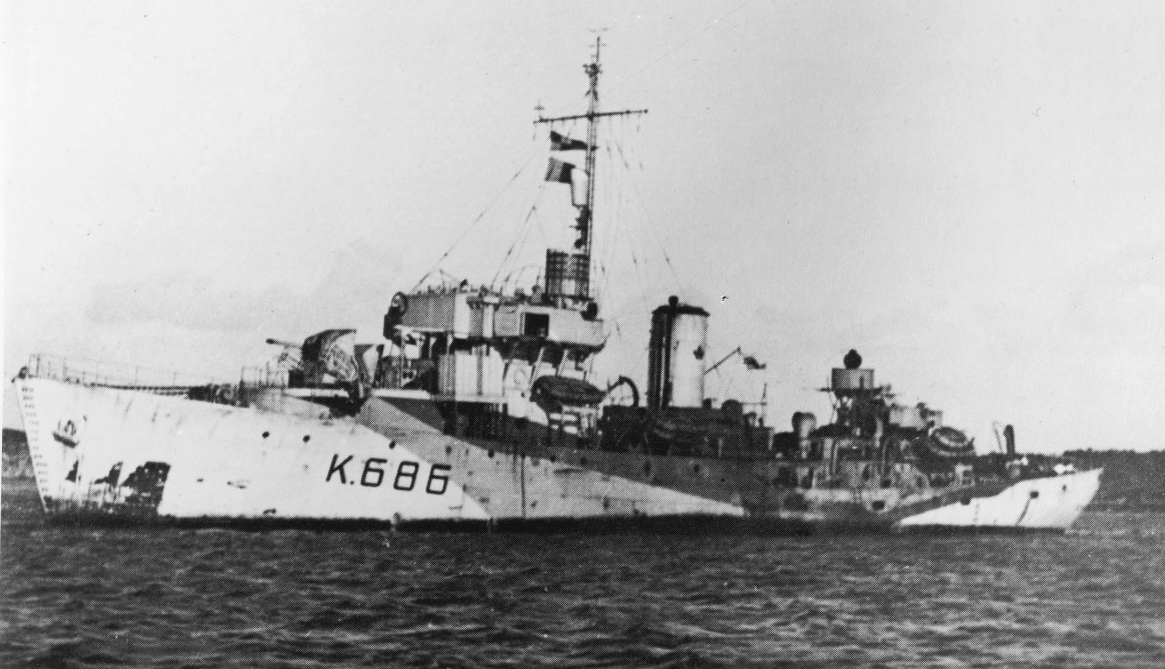 HMCS FERGUS