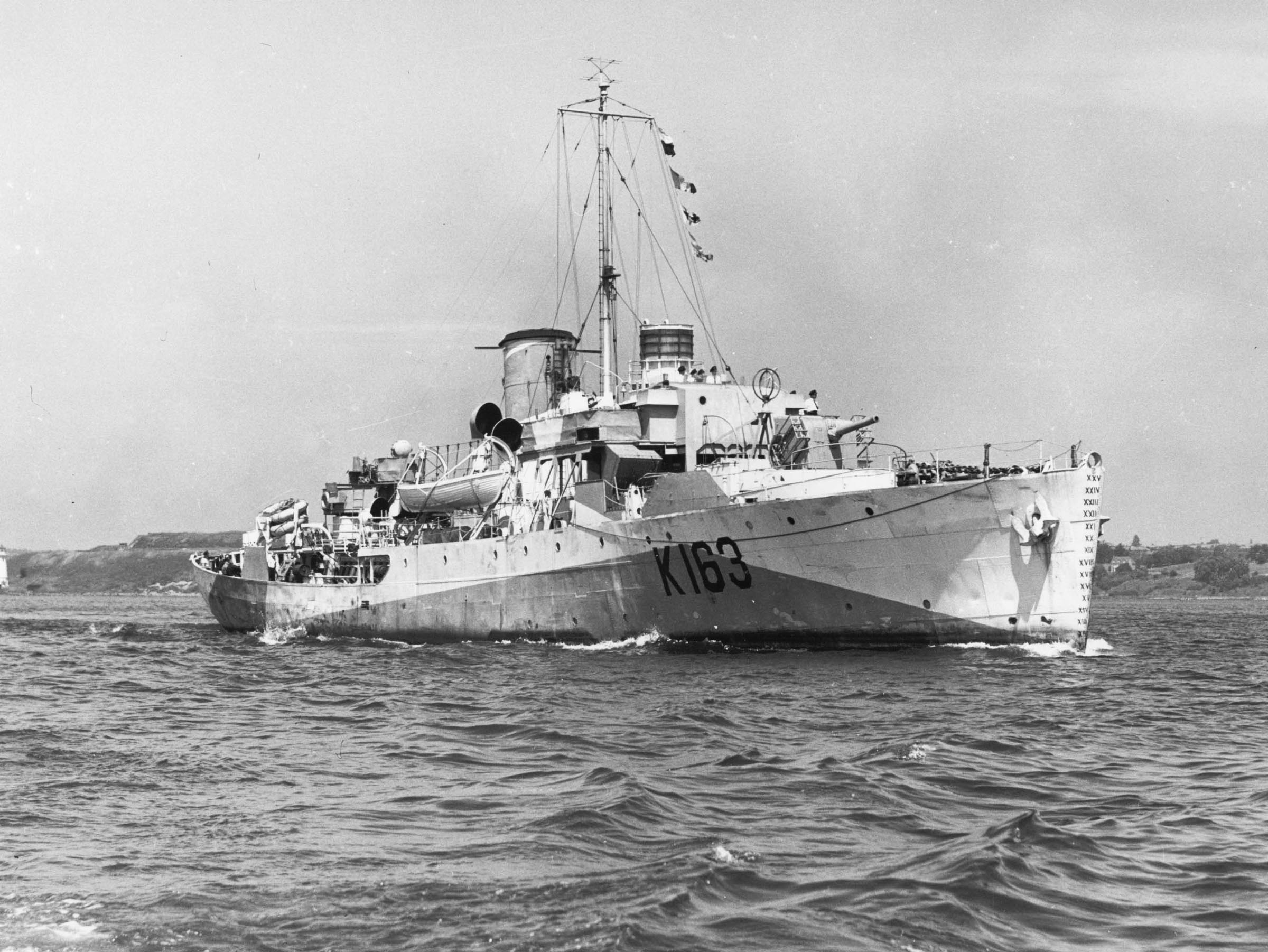 HMCS GALT