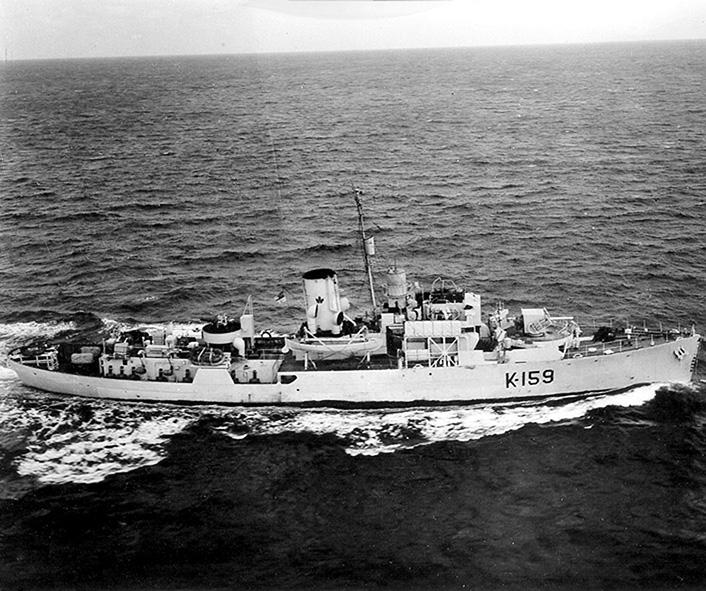 HMCS HEPATICA