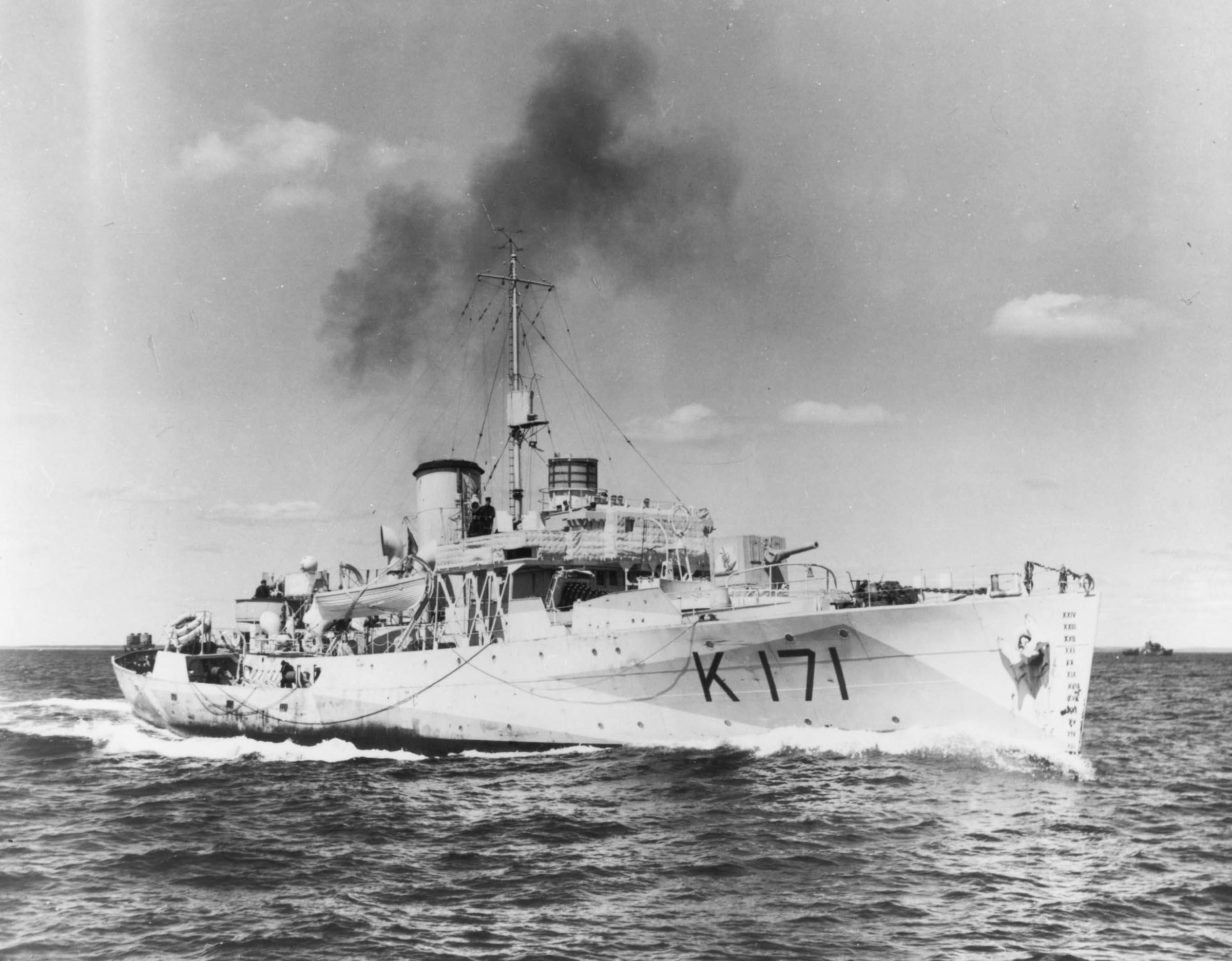 HMCS KAMSACK