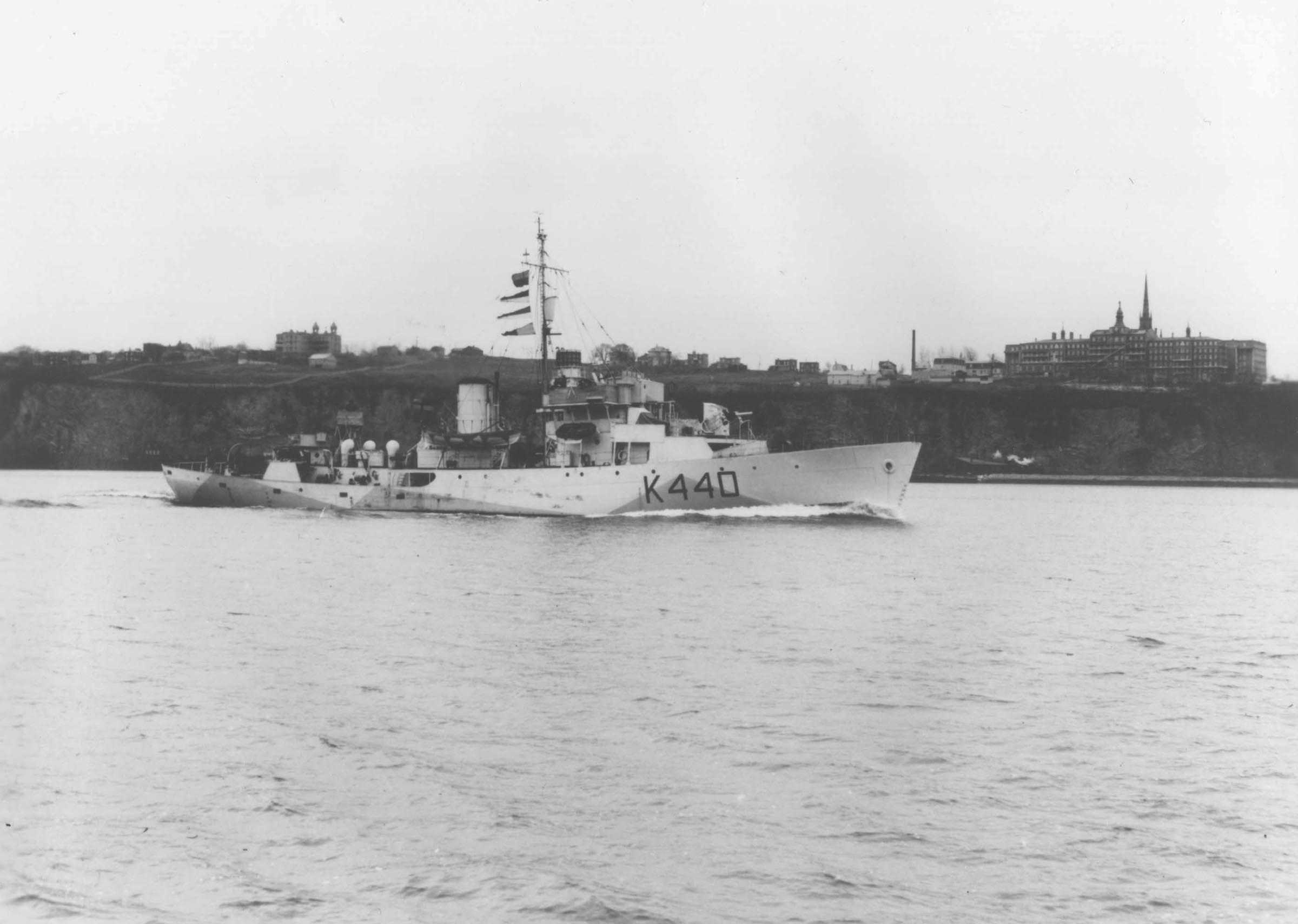 HMCS LACHUTE