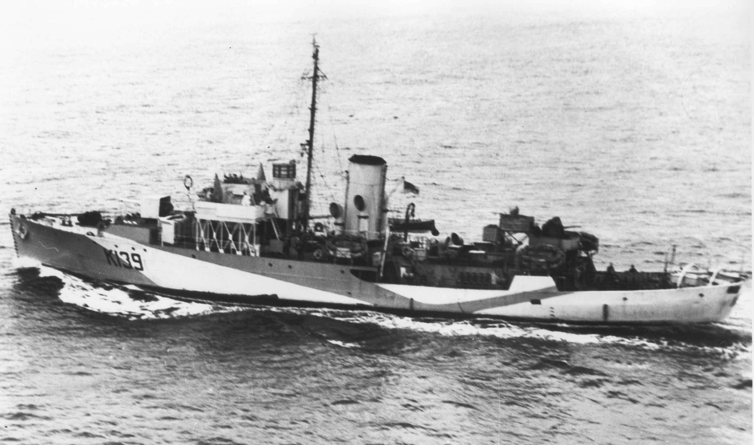 HMCS MONCTON (1st)