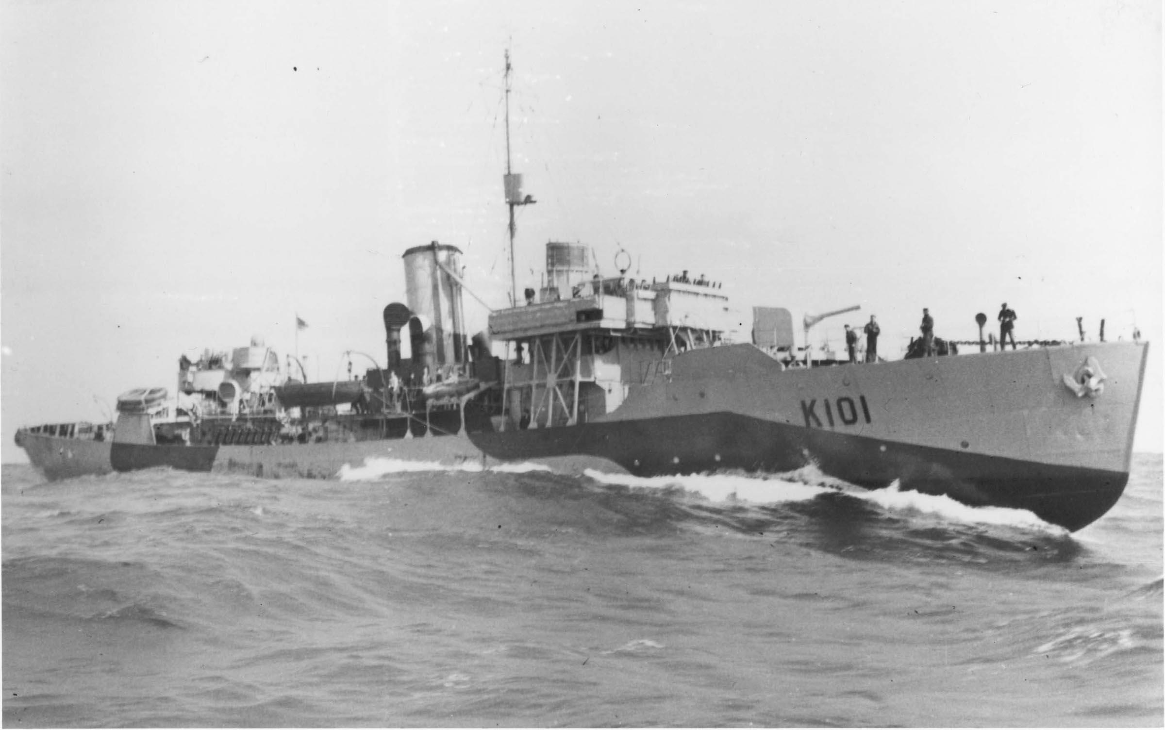 HMCS NANAIMO (1st)