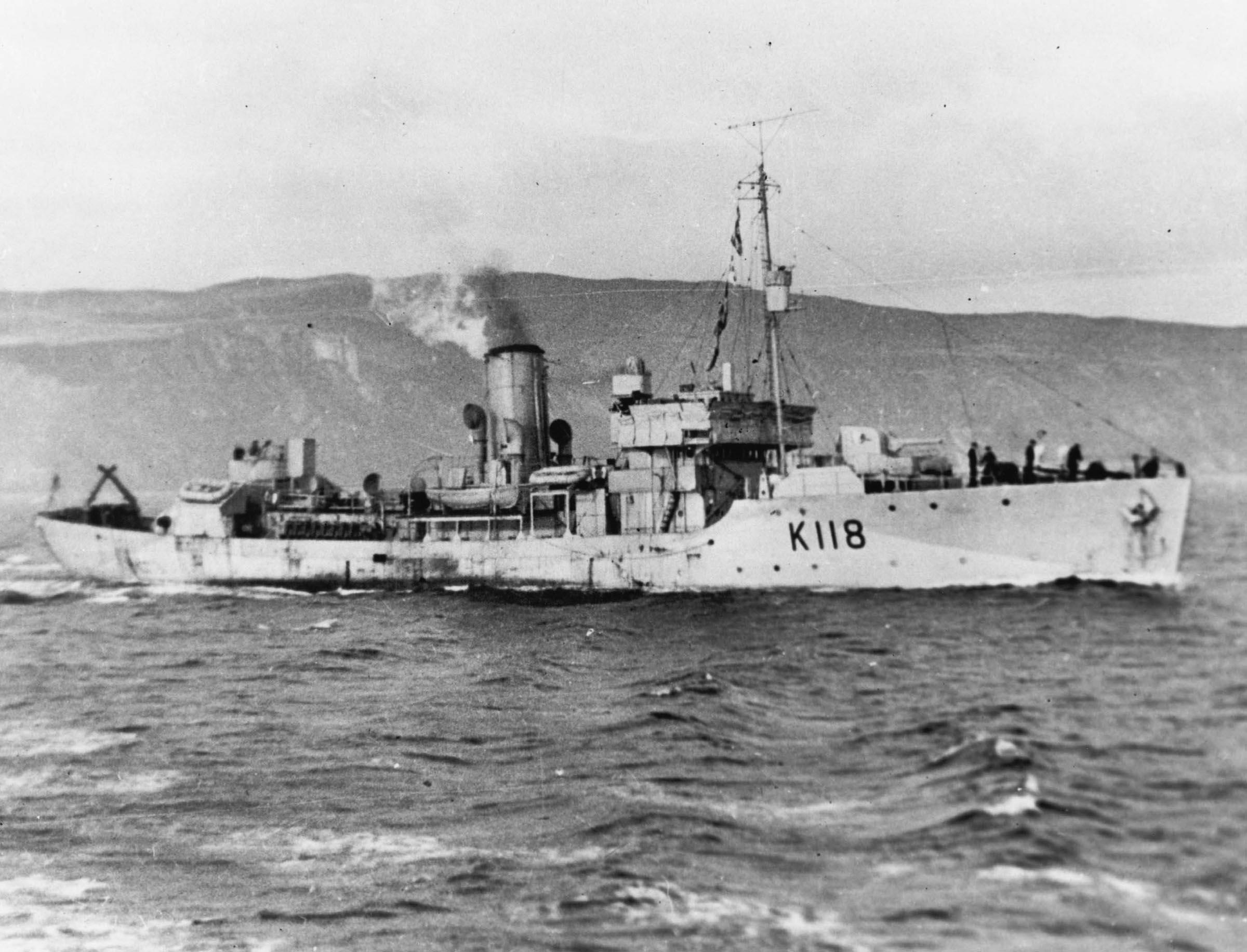 HMCS NAPANEE