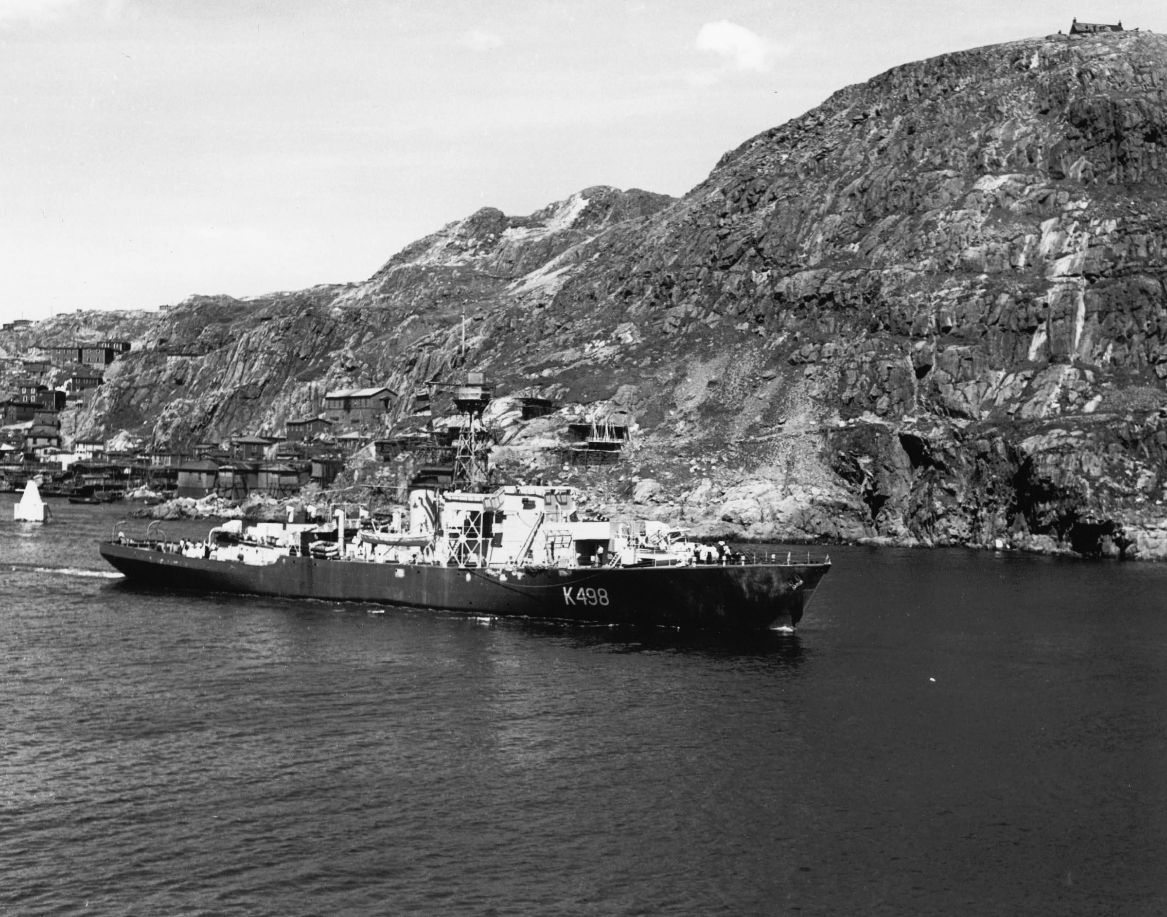 HMCS PETROLIA