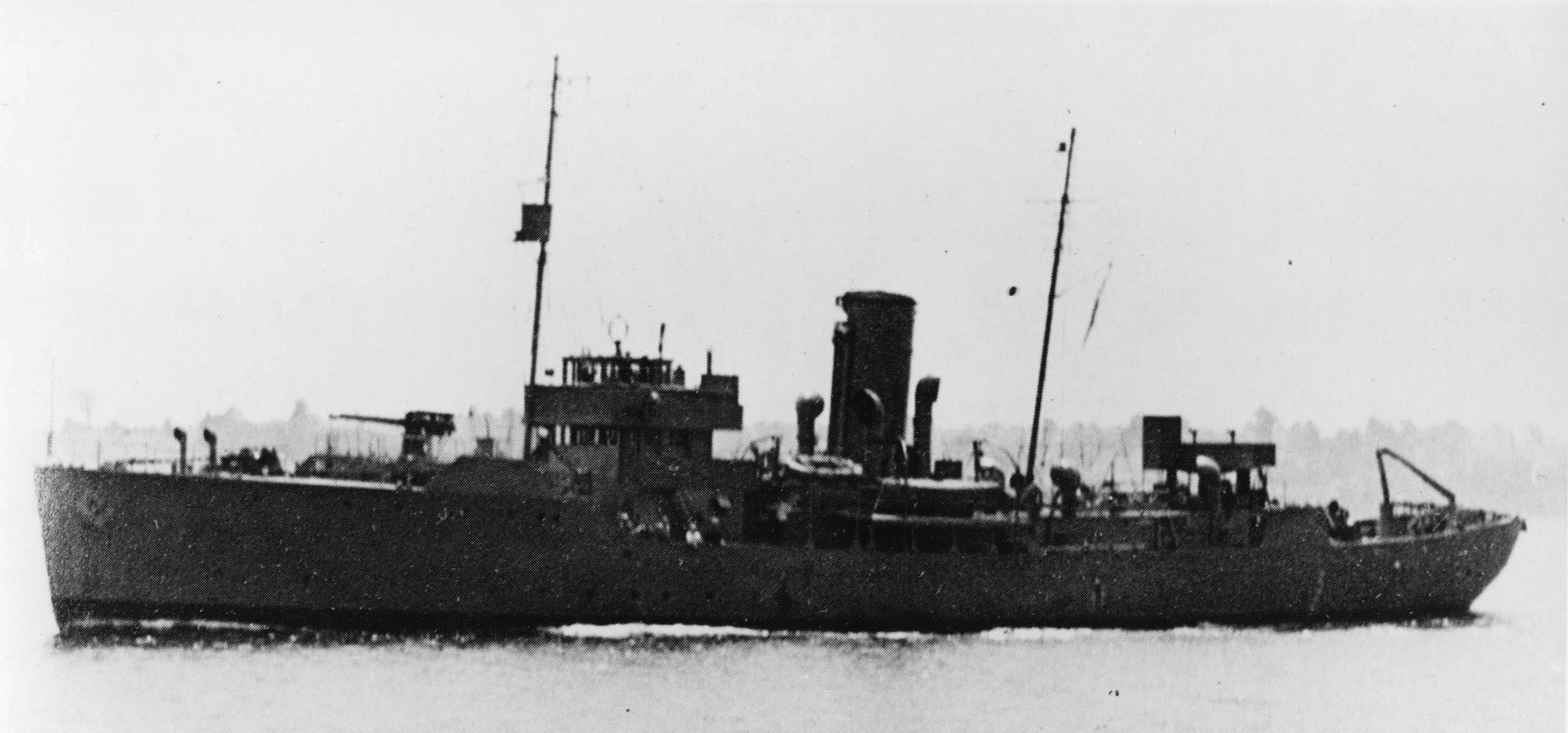 HMCS PRESCOTT