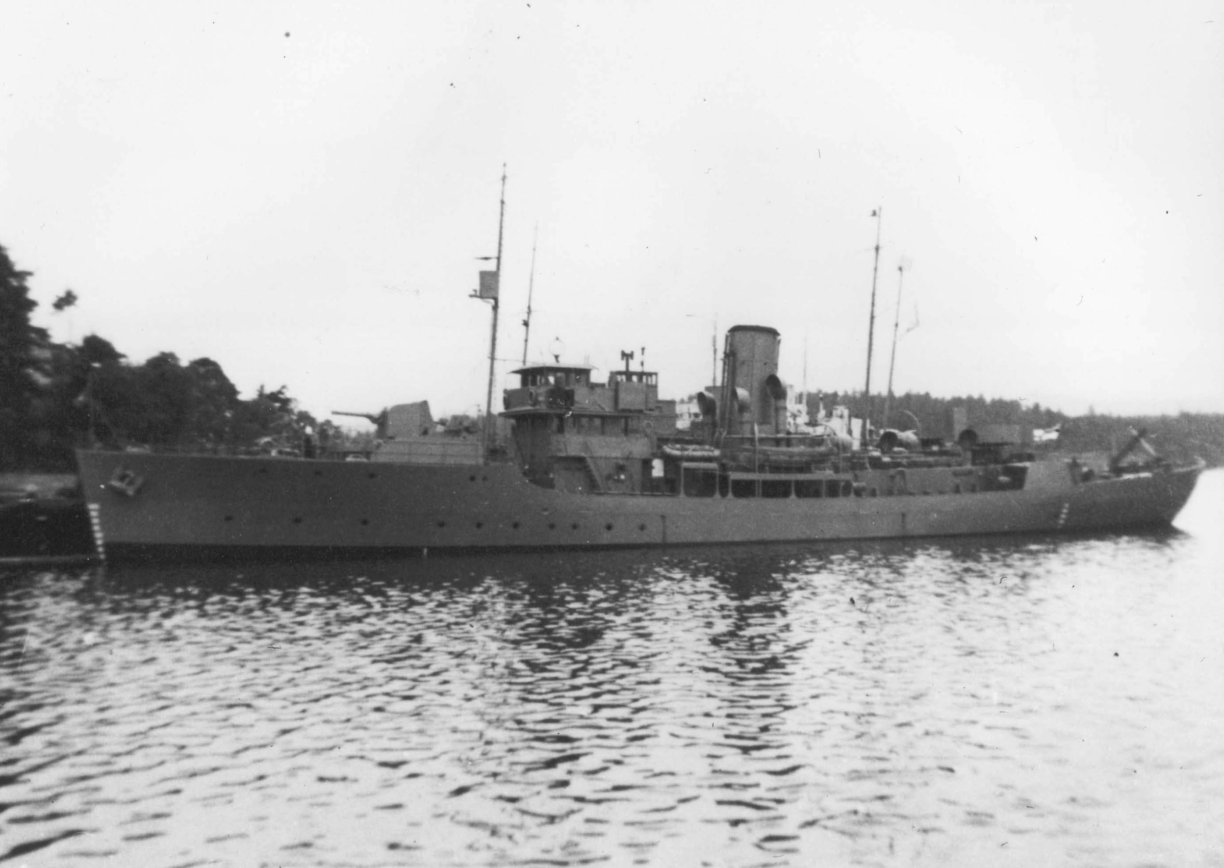 HMCS QUESNEL