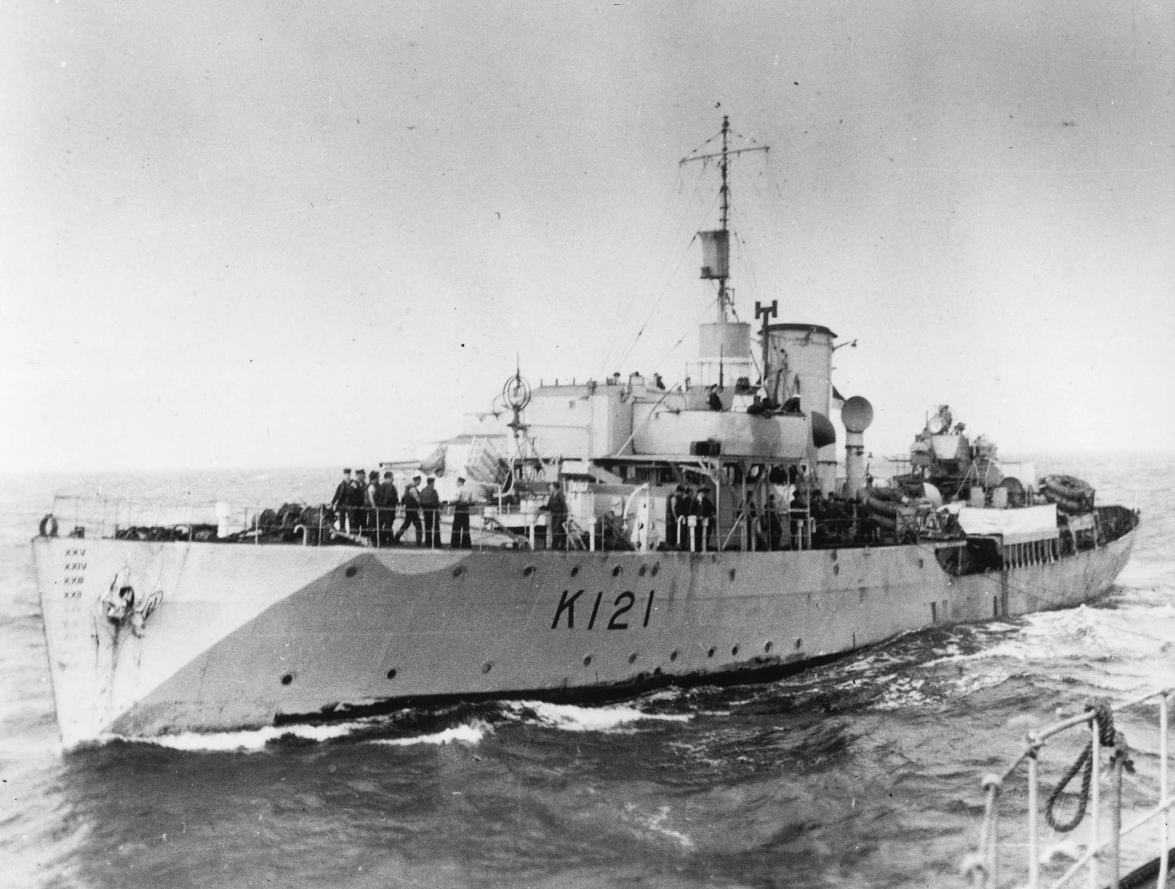 HMCS RIMOUSKI