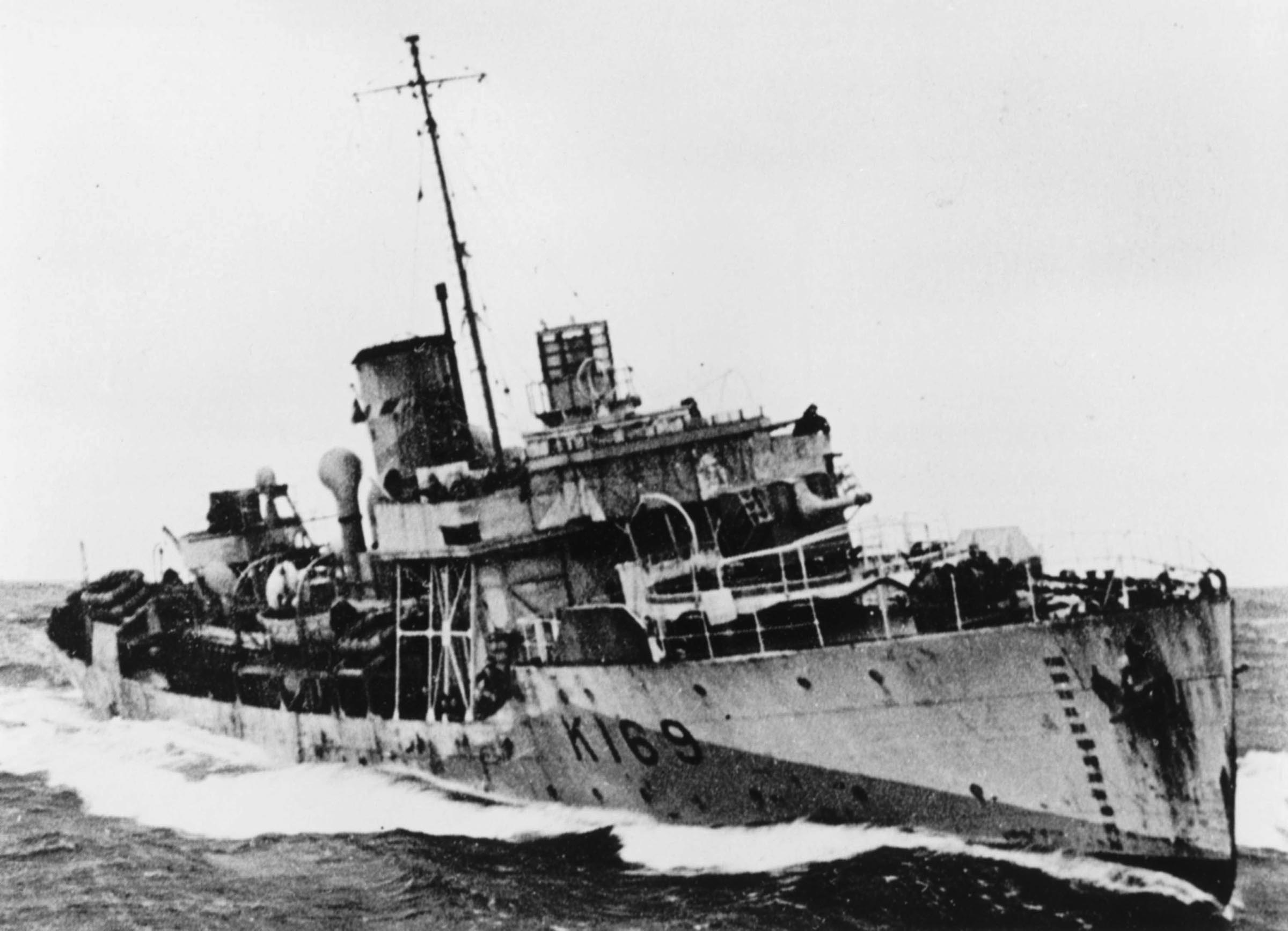 HMCS ROSTHERN