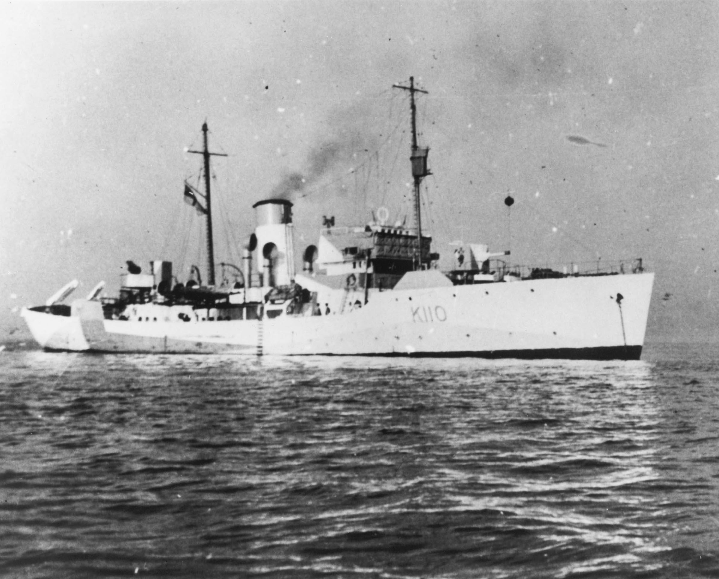 HMCS SHEDIAC