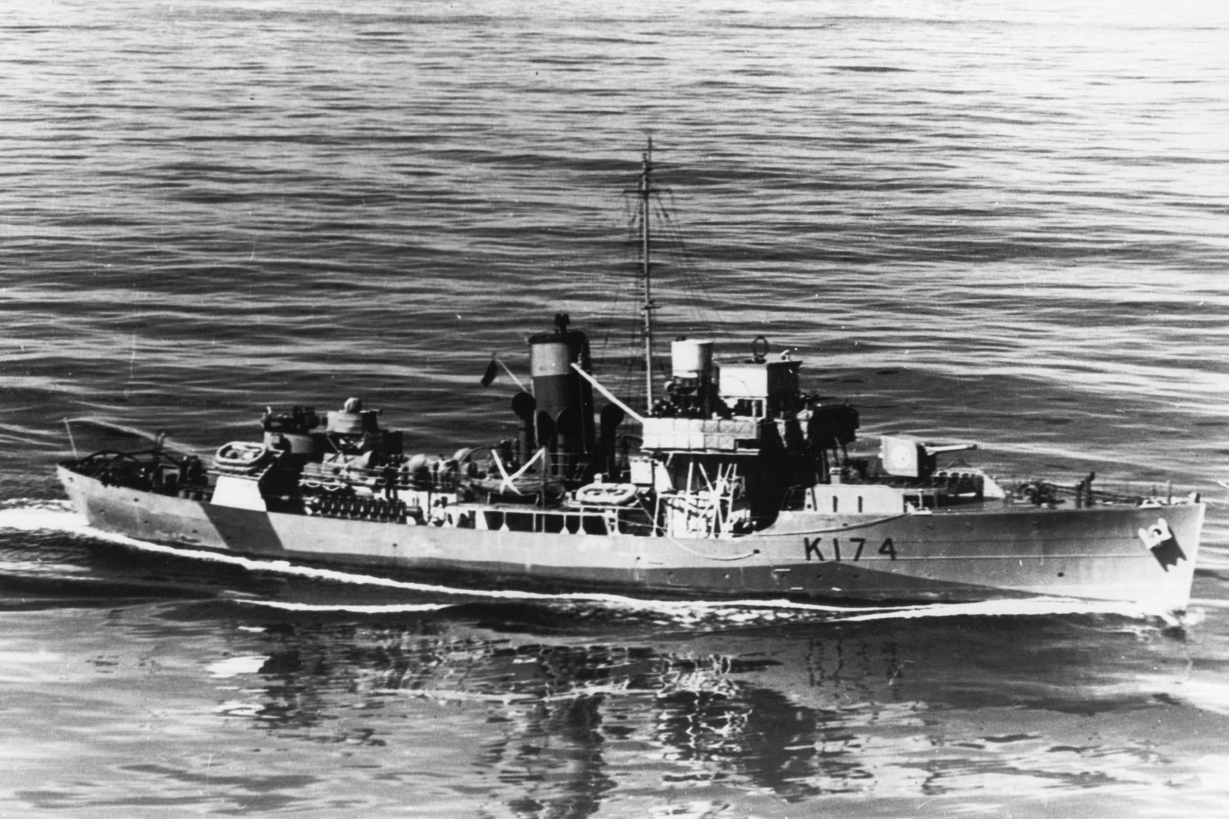 HMCS TRAIL