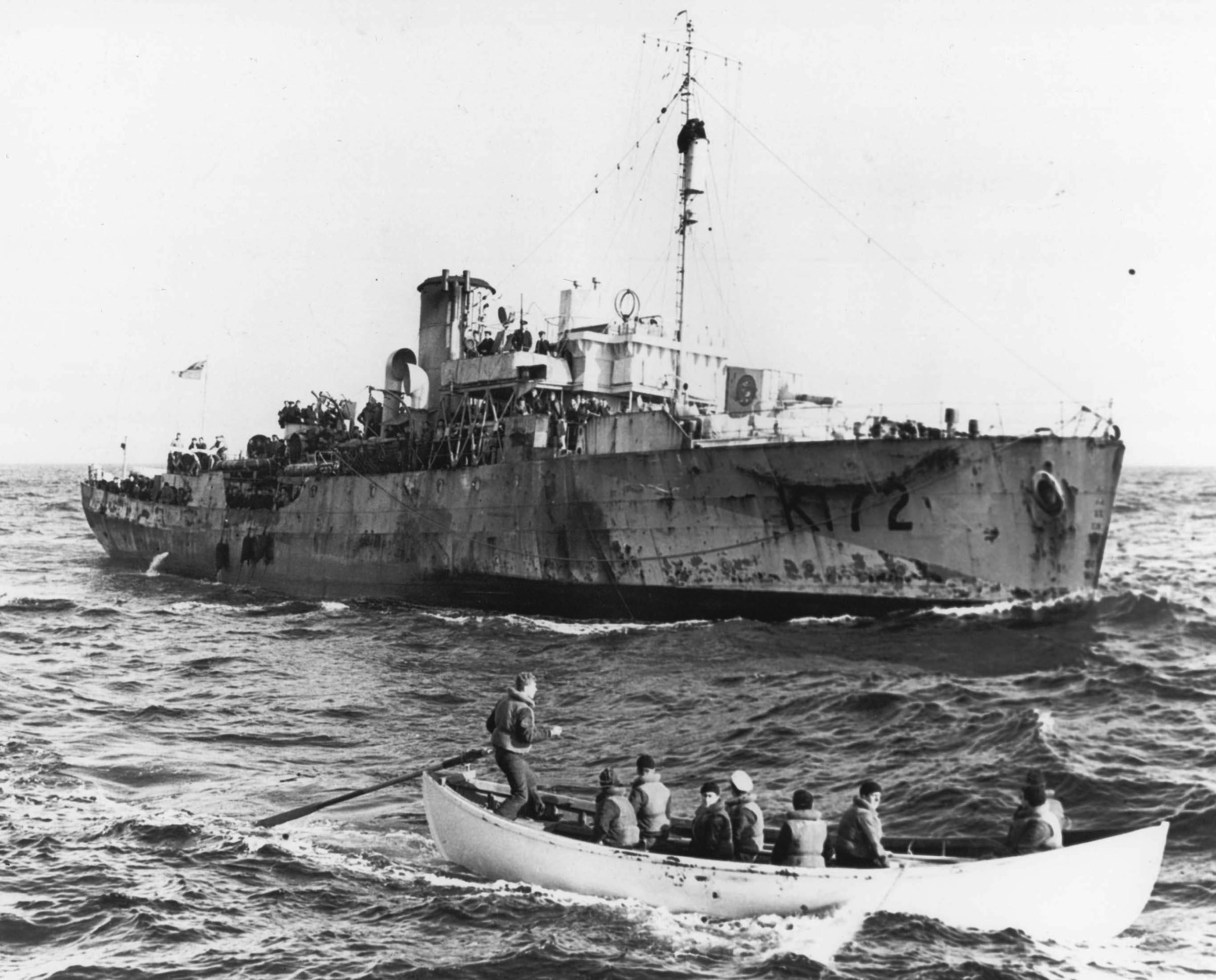 HMCS TRILLIUM