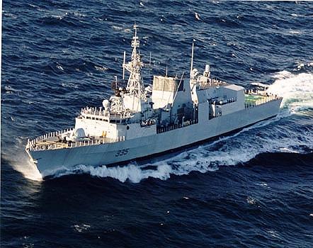 HMCS CALGARY (2nd)