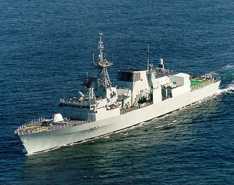 HMCS FREDERICTON (2nd)