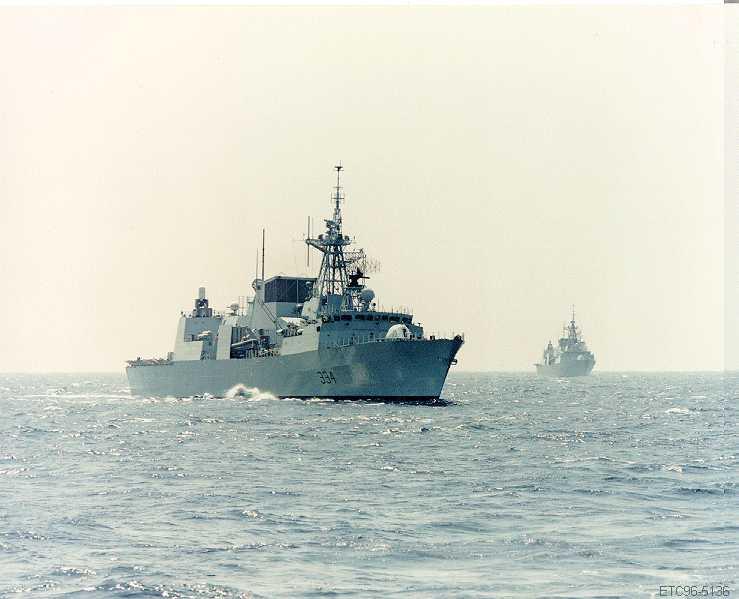 HMCS REGINA (2nd)