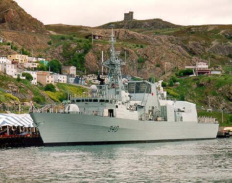 HMCS ST. JOHN'S