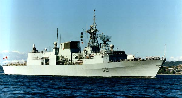 HMCS VANCOUVER (3rd)