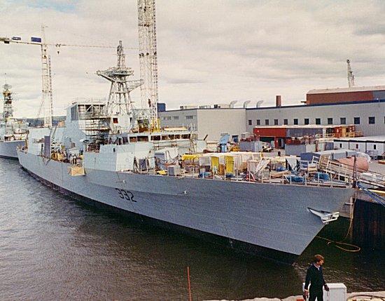 HMCS VILLE DE QUEBEC (2nd)