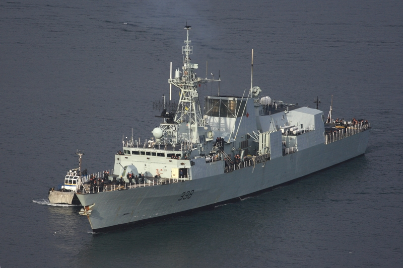 HMCS WINNIPEG (2nd)