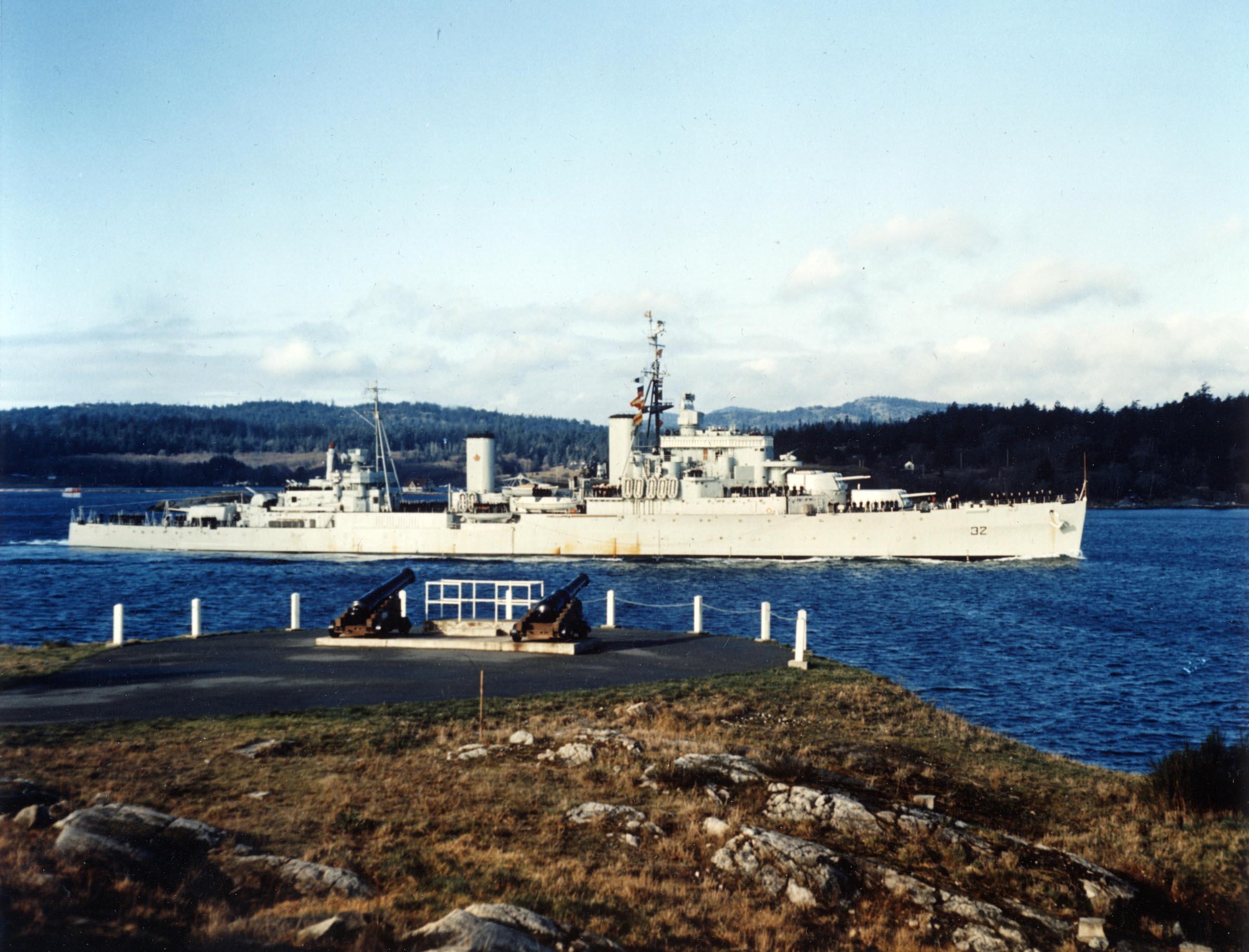 HMCS ONTARIO