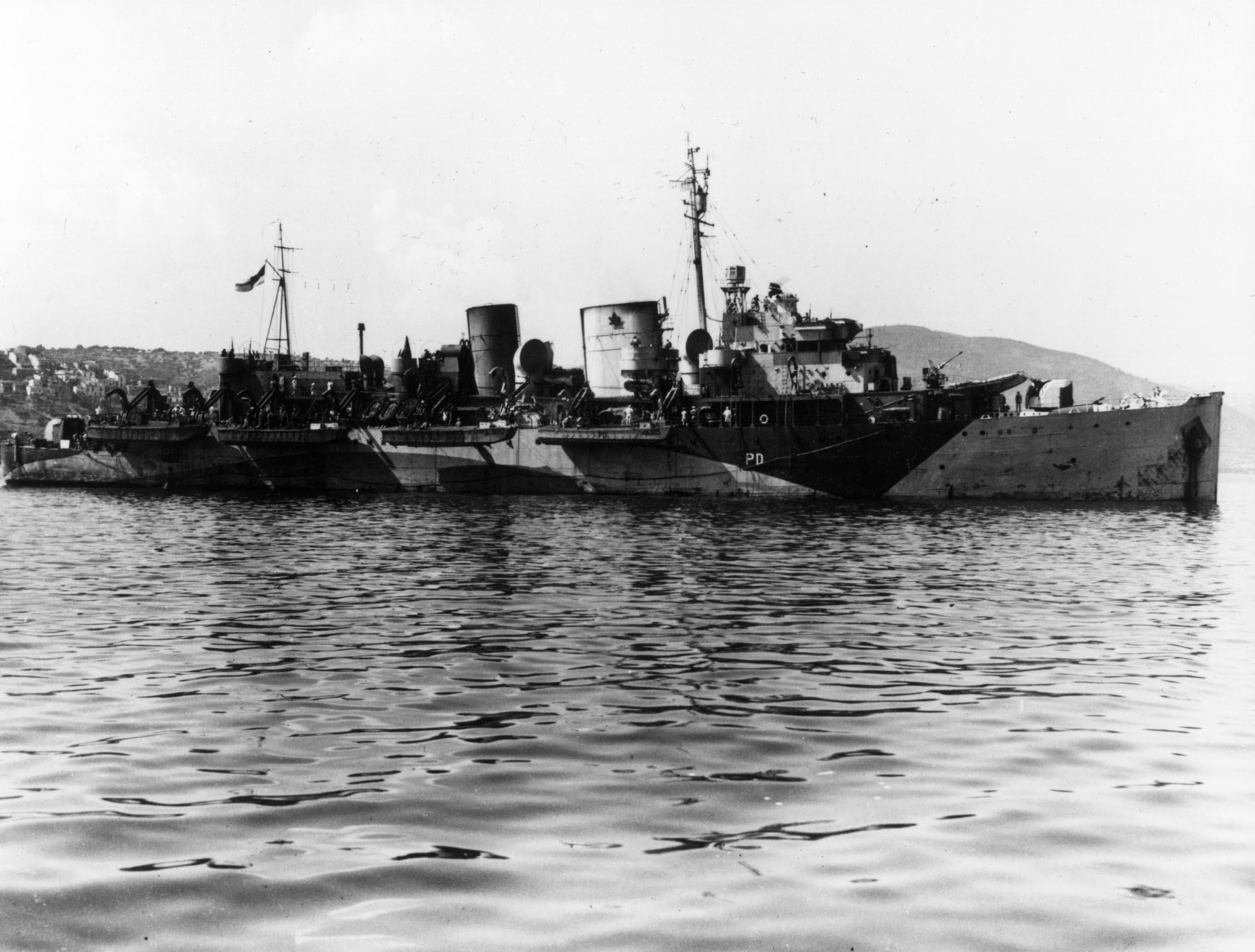 HMCS PRINCE DAVID