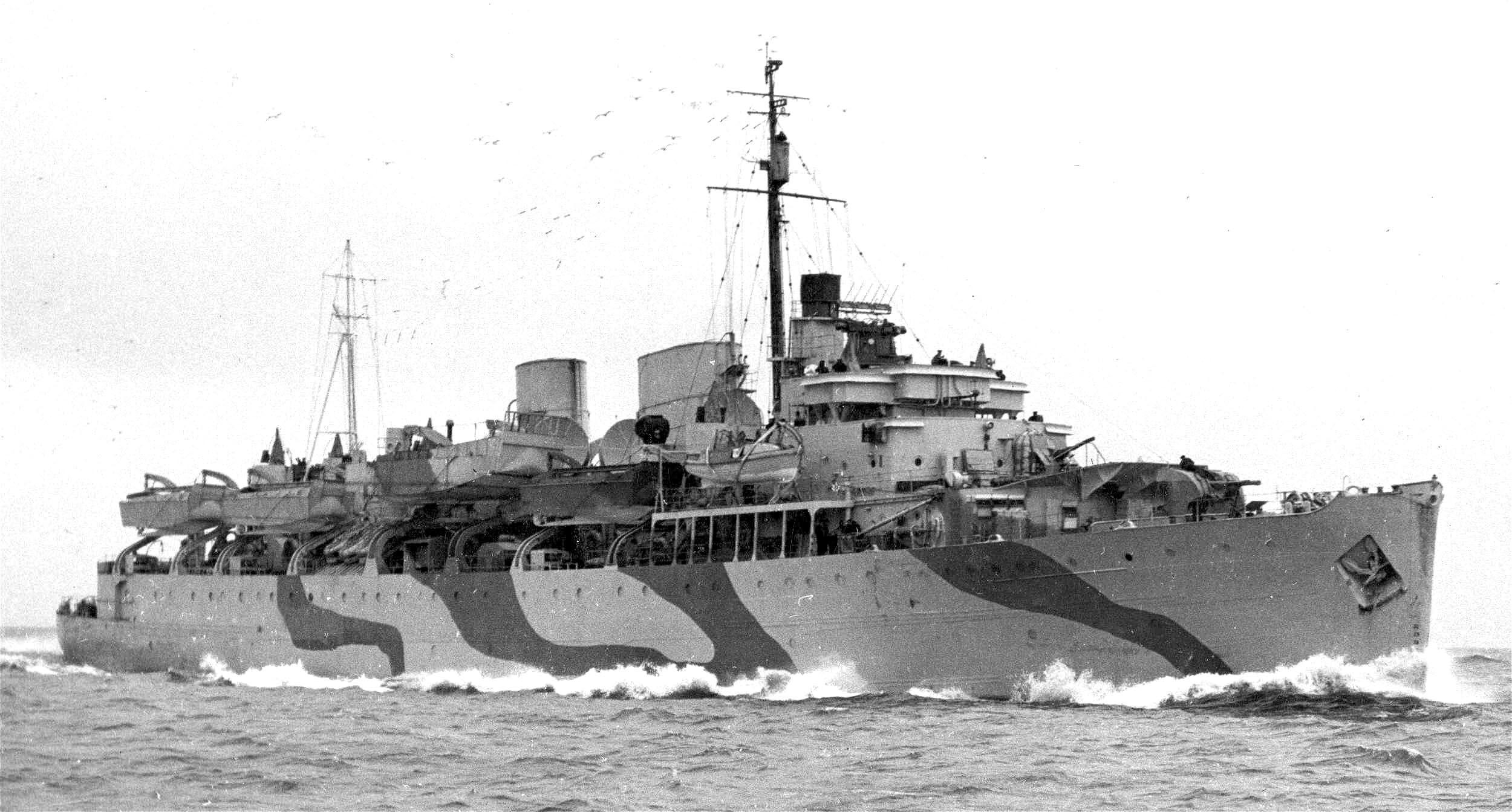 HMCS PRINCE HENRY