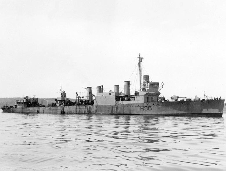 HMCS BUXTON