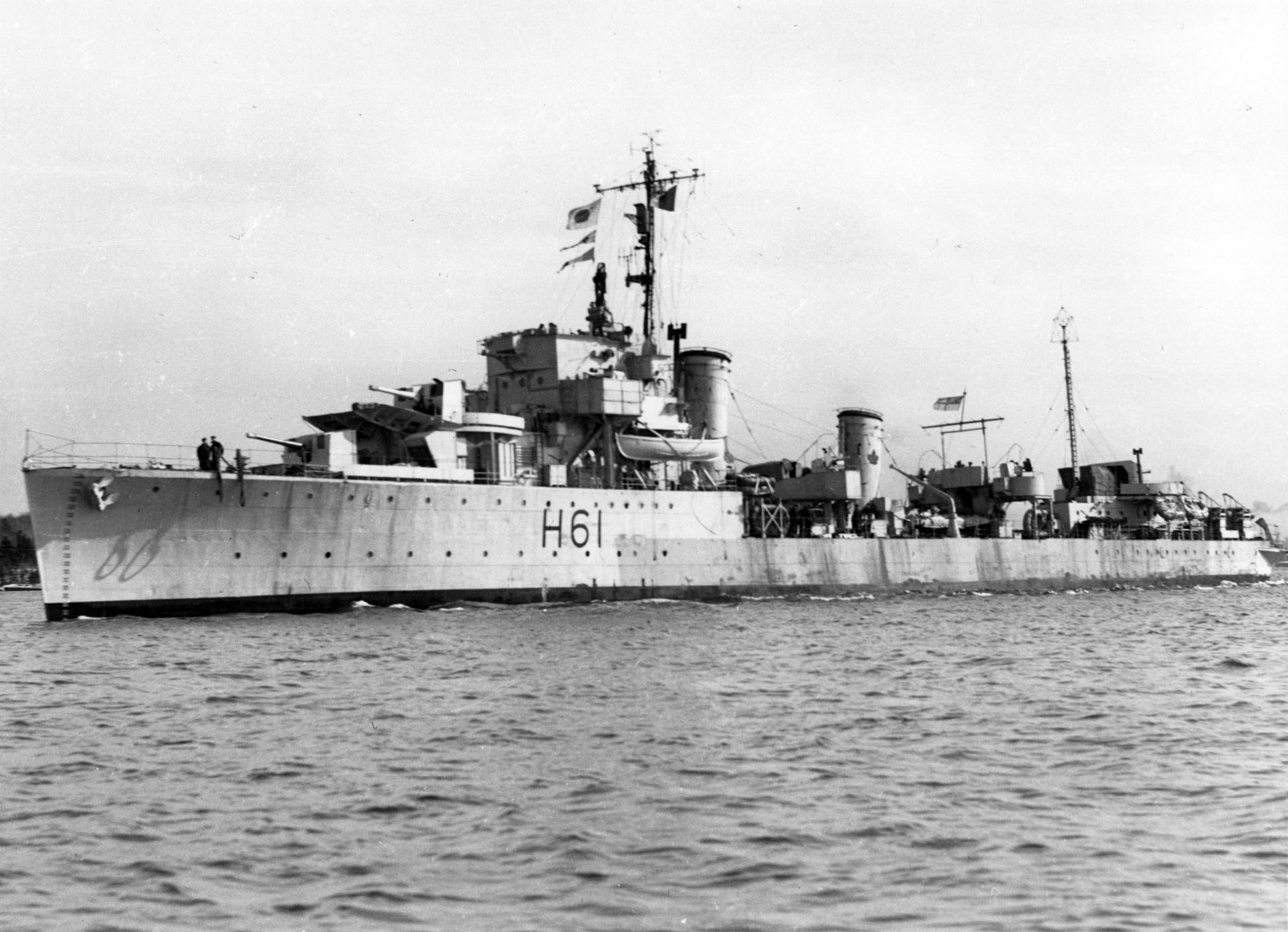 HMCS GATINEAU (1st)