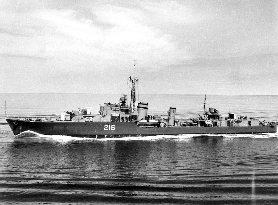 HMCS HURON (1st)