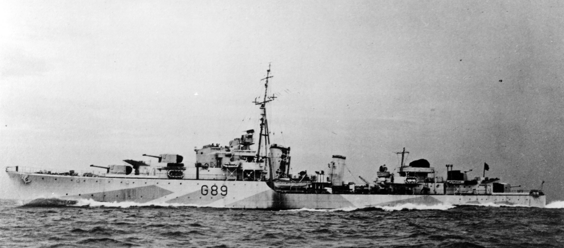 HMCS IROQUOIS (1st)