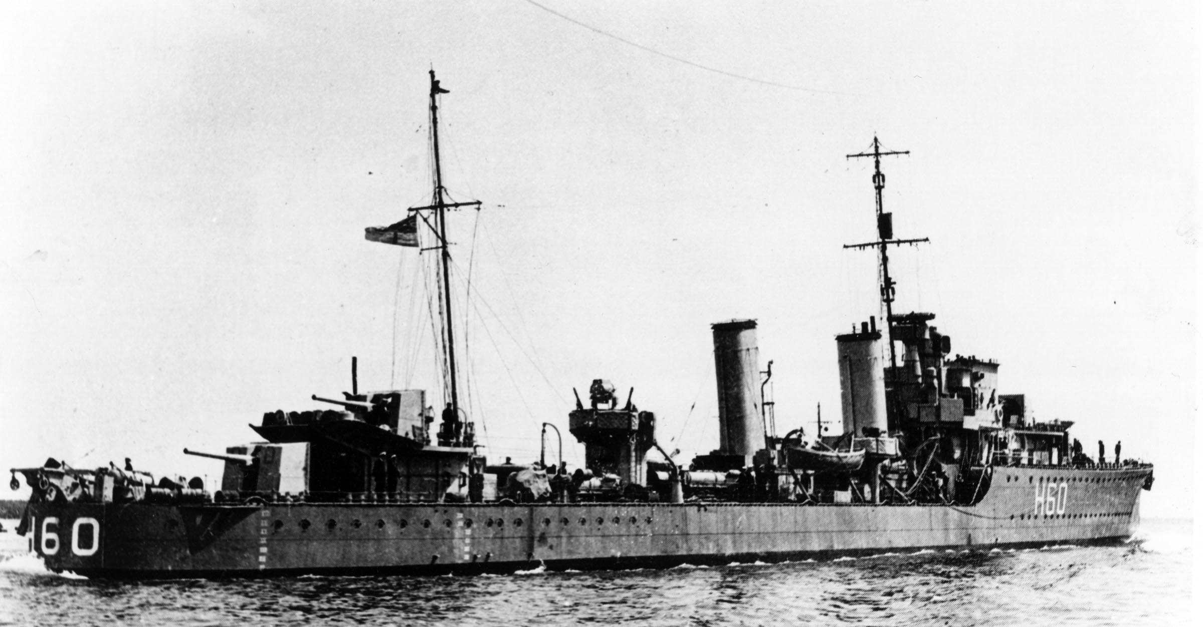 HMCS OTTAWA (1st)
