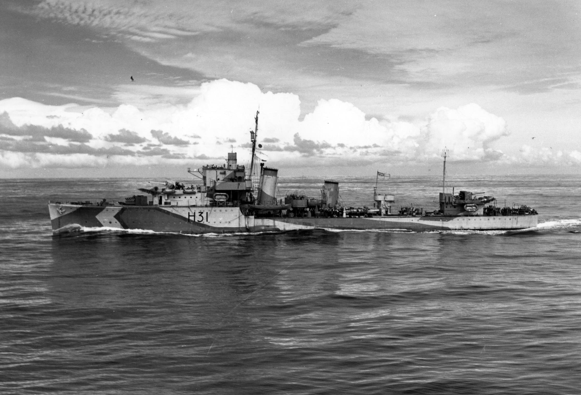 HMCS OTTAWA (2nd)