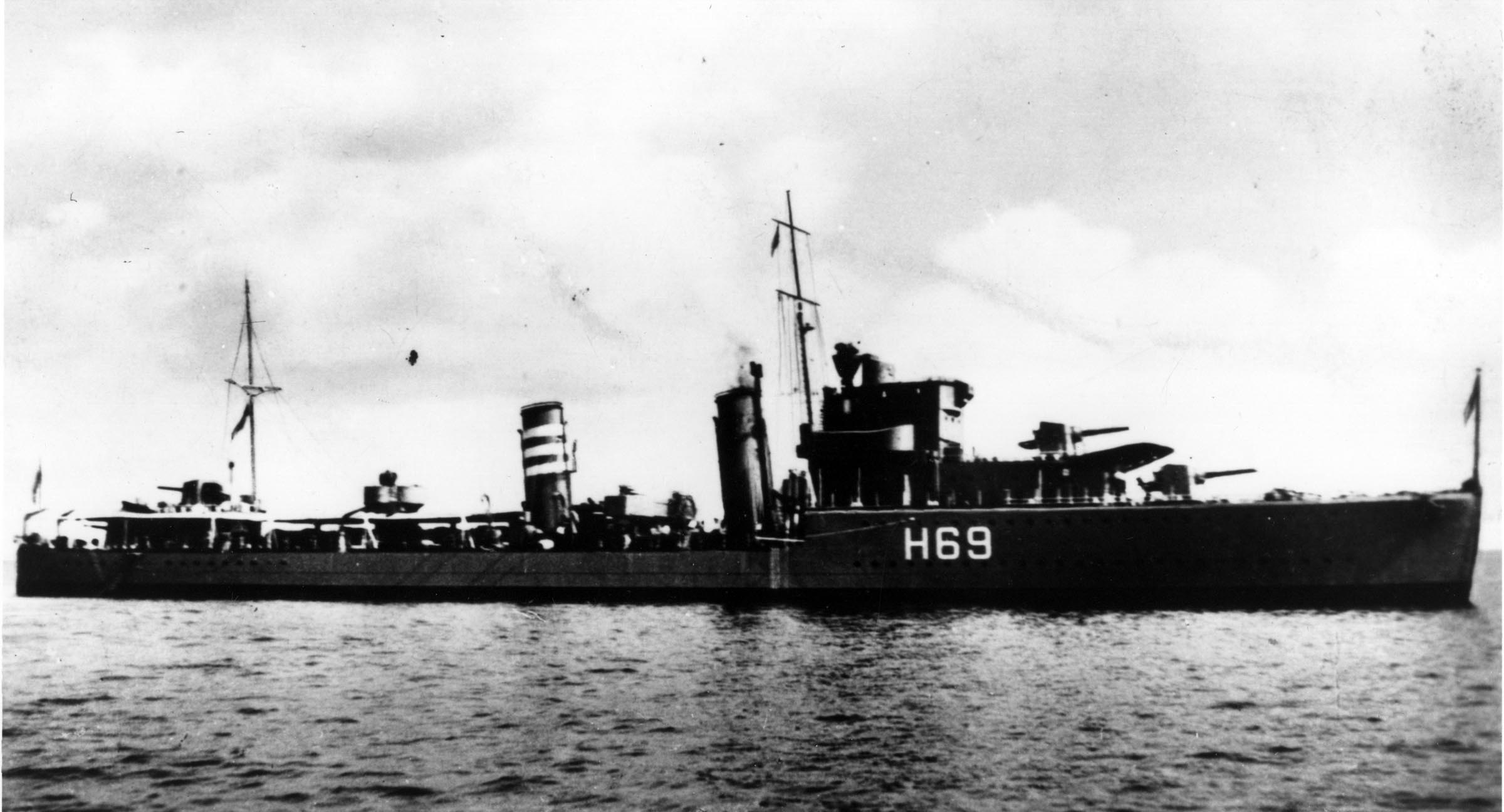 HMCS QU'APPELLE (1st)