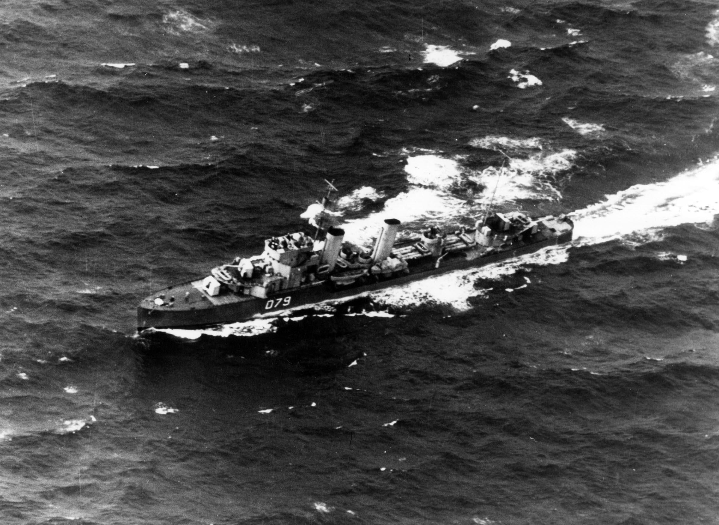 HMCS SAGUENAY (1st)