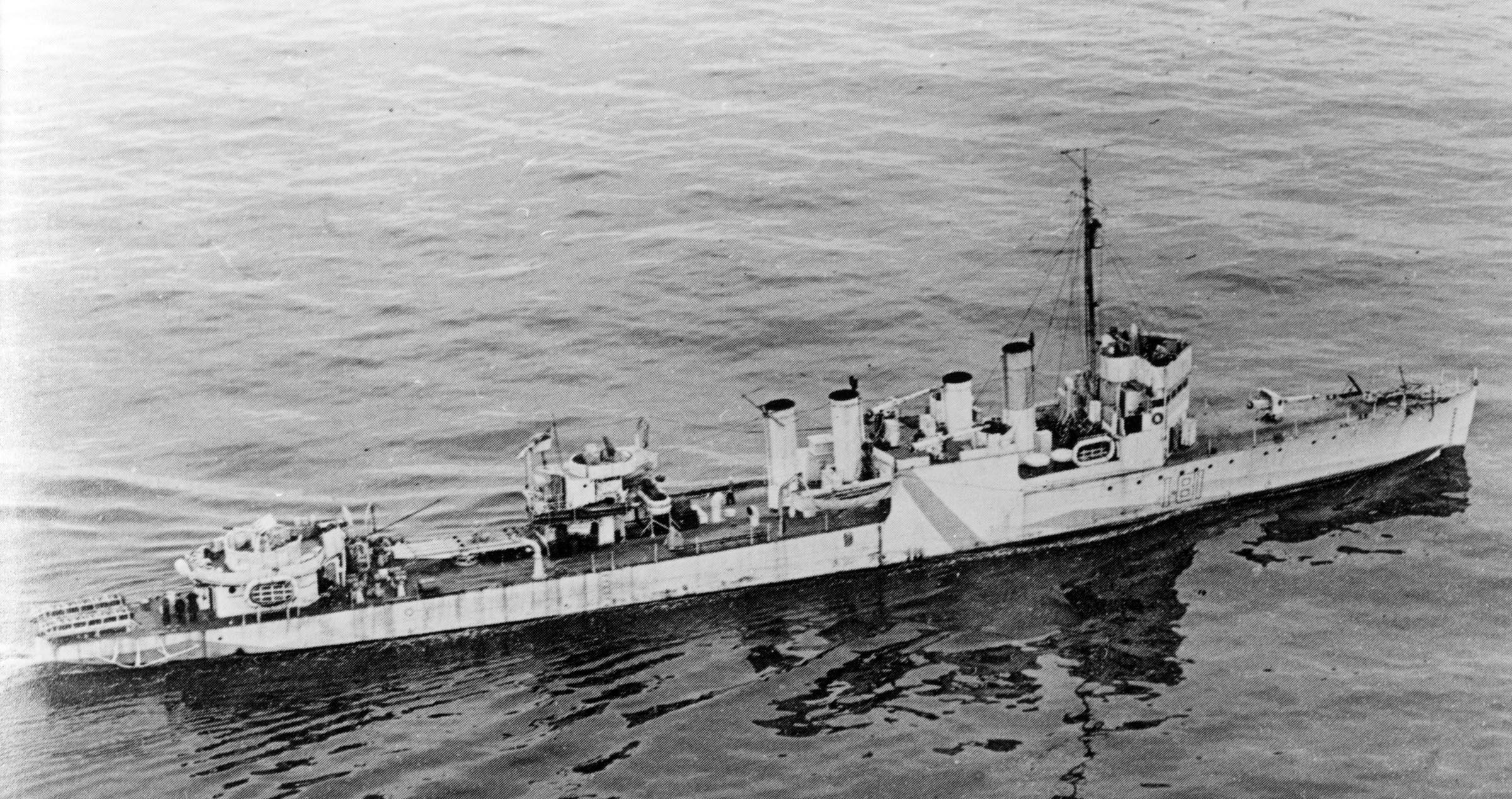HMCS ST. CROIX (1st)