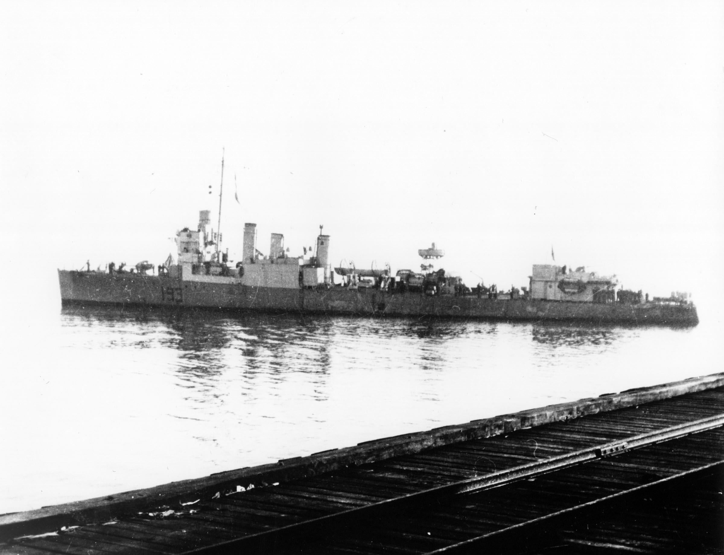 HMCS ST. FRANCIS