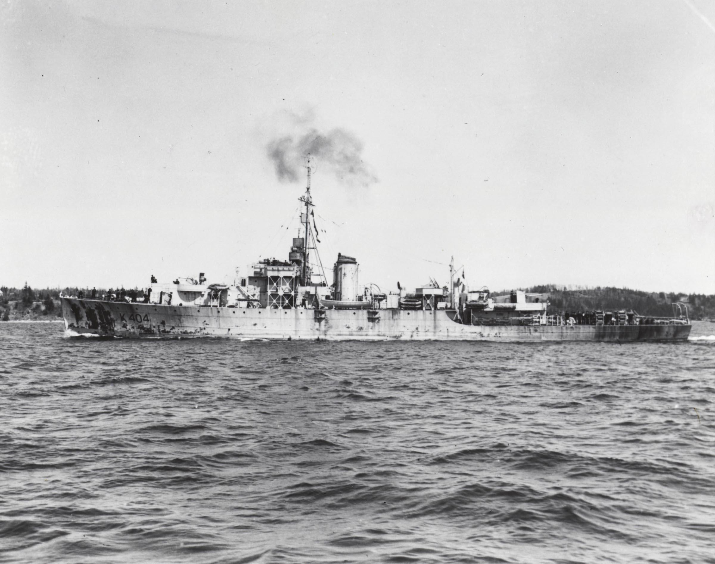 HMCS ANNAN