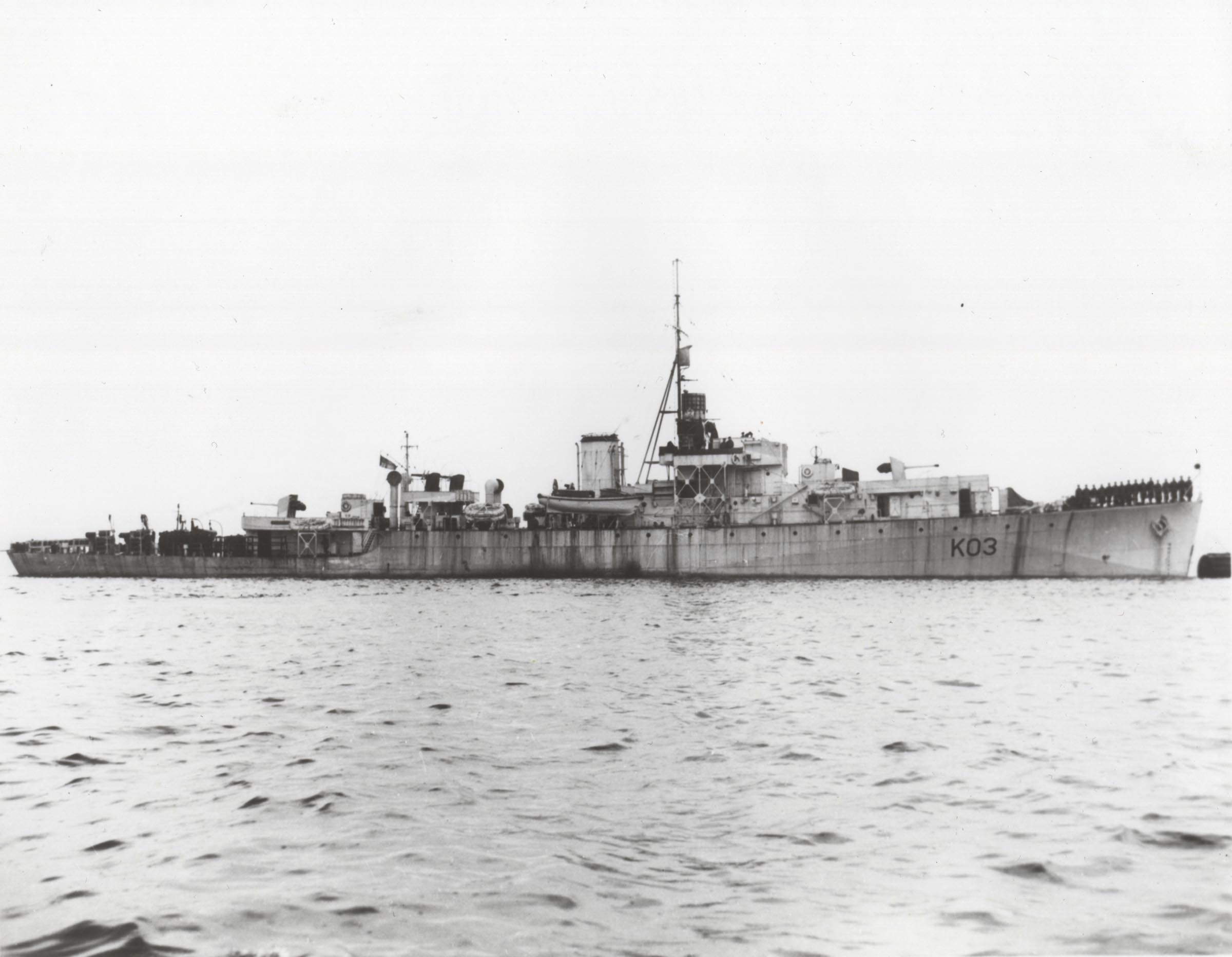 HMCS DUNVER