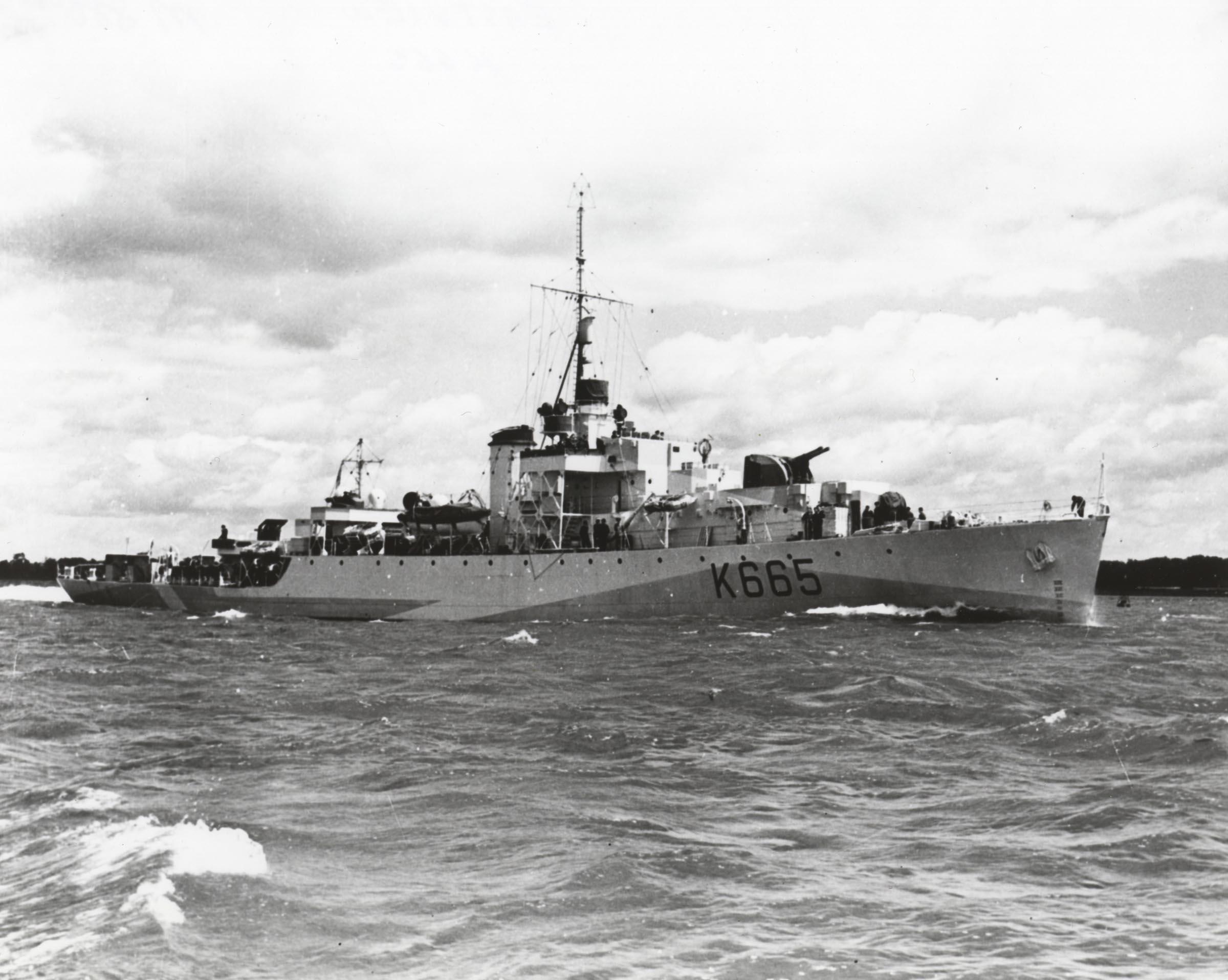 HMCS EASTVIEW