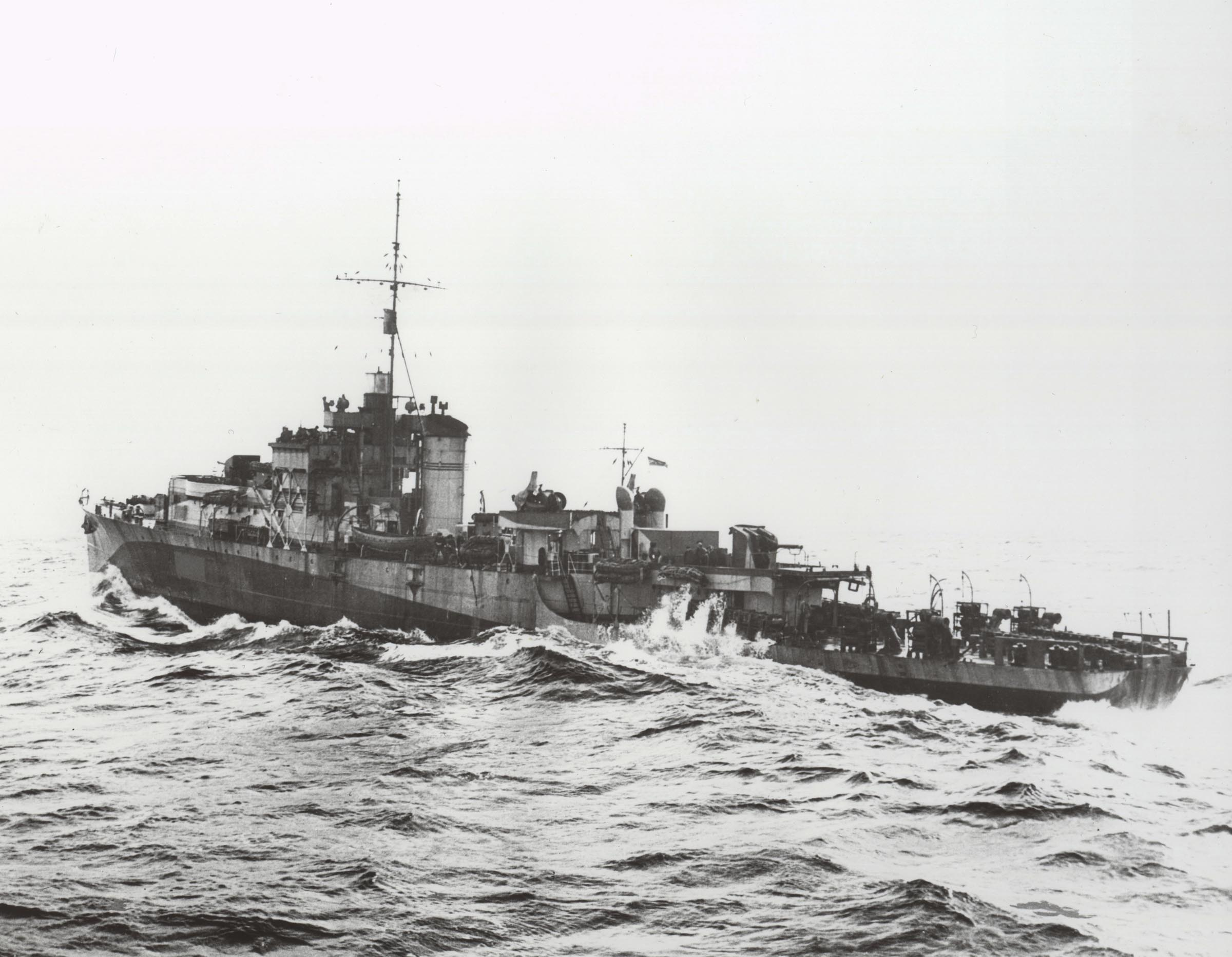 HMCS ETTRICK