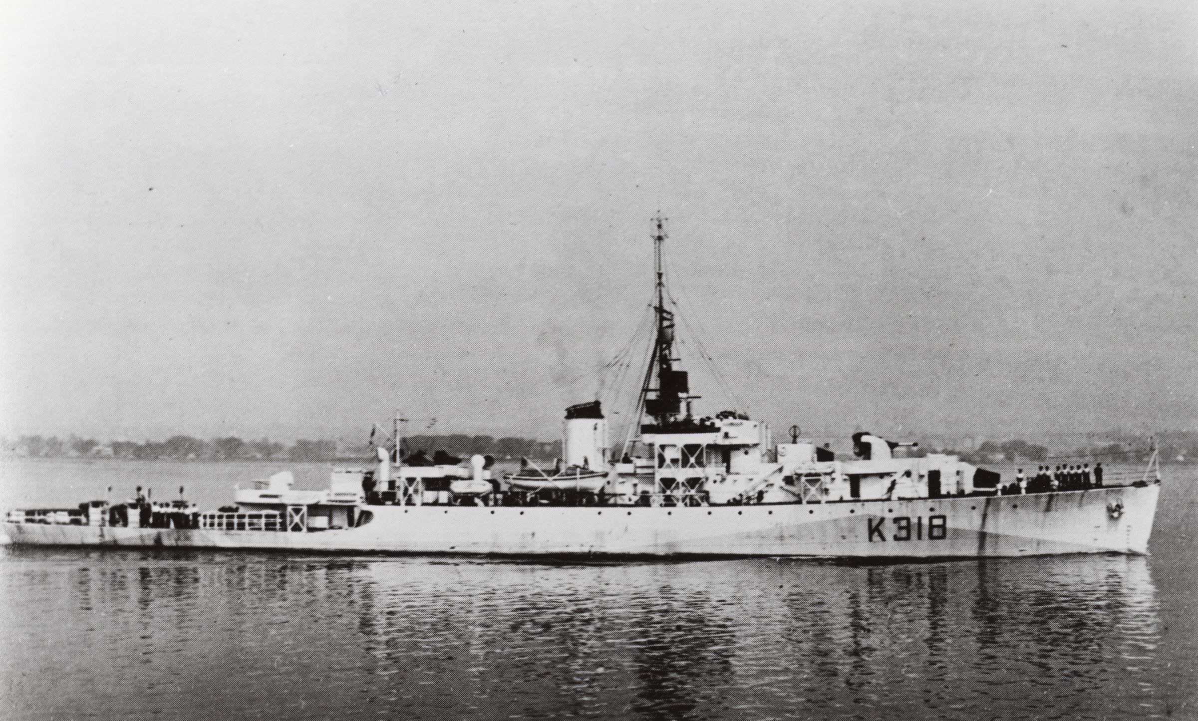 HMCS JONQUIERE