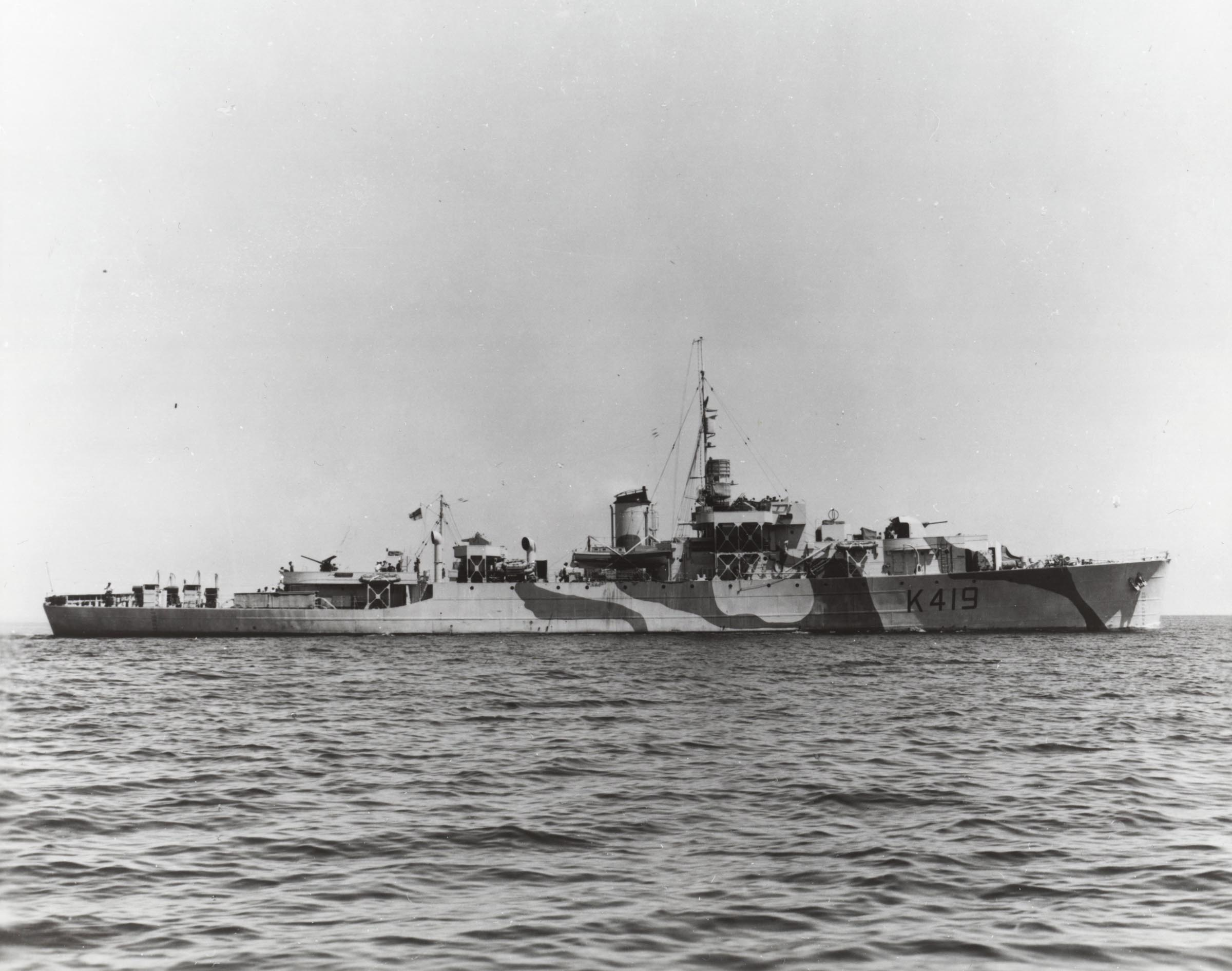HMCS KOKANEE
