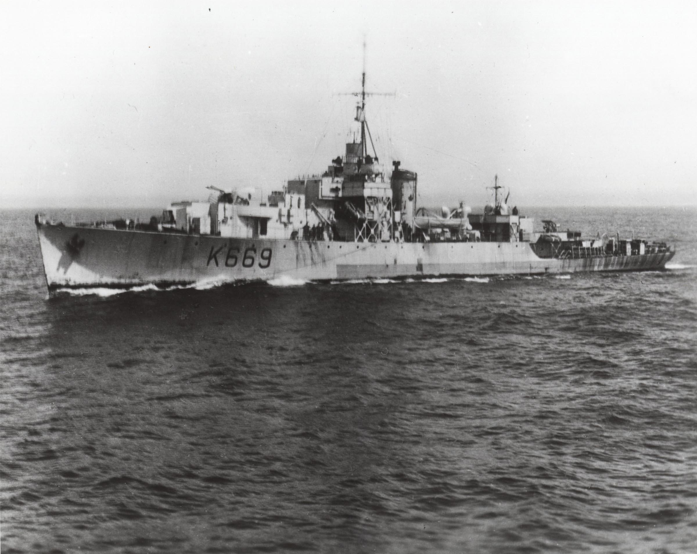 HMCS LANARK